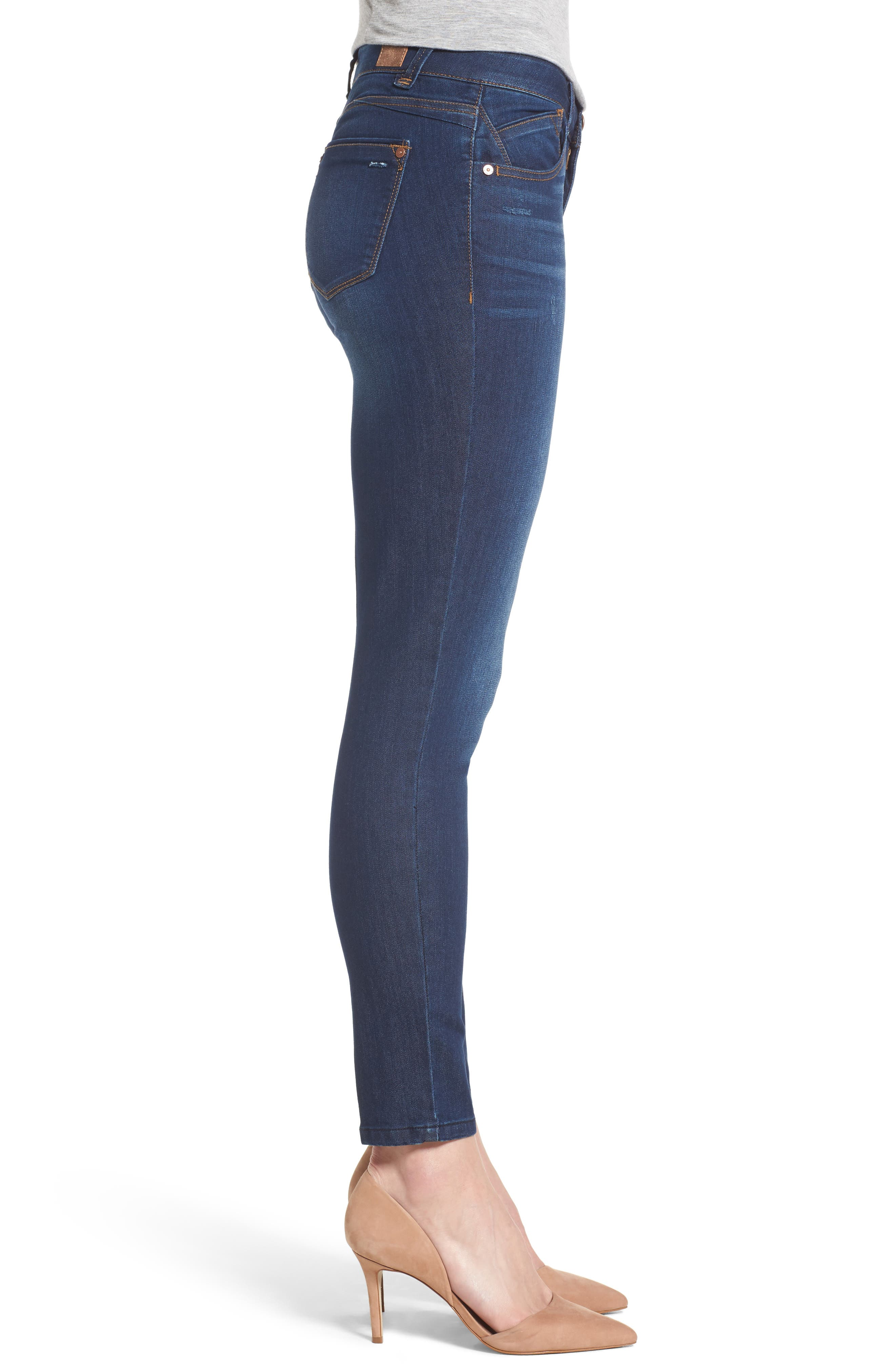 Alternate Image 3  - Wit & Wisdom Skinny Ankle Jeans (Nordstrom Exclusive) (Regular & Petite)