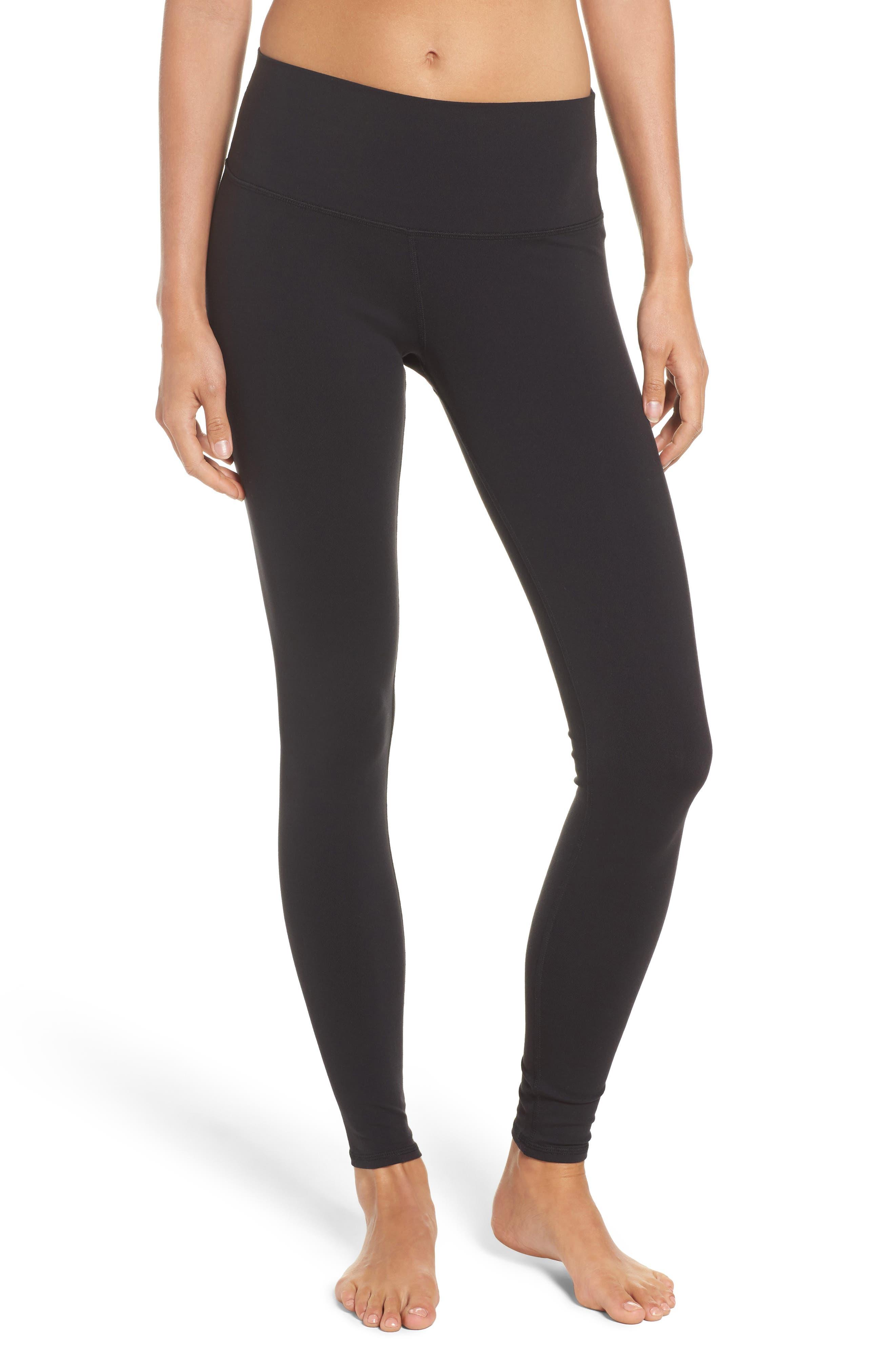 Dash Leggings,                         Main,                         color, Black
