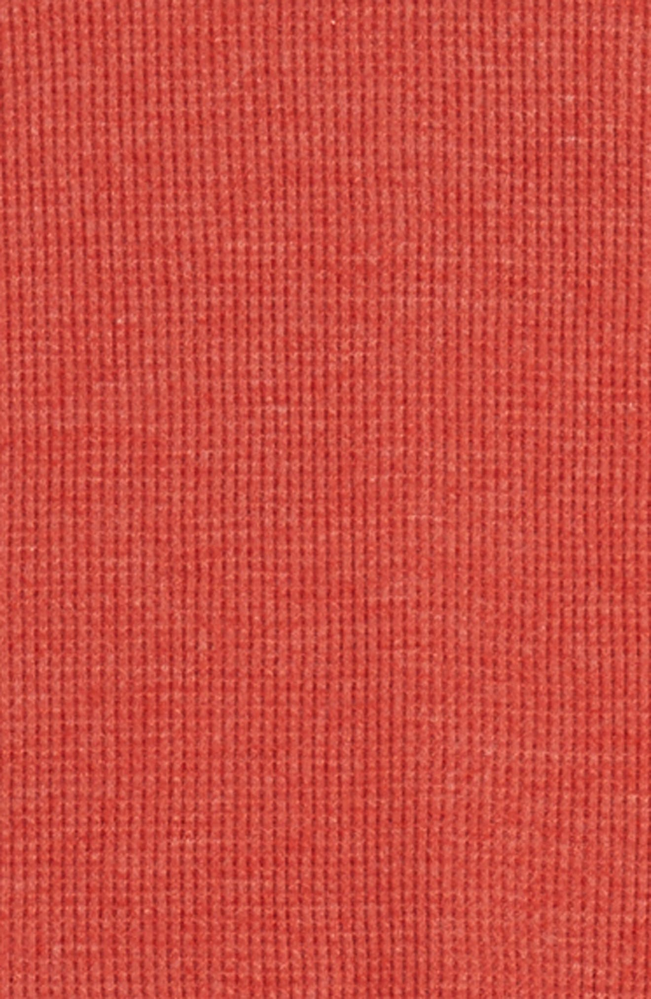 Alternate Image 2  - Tucker + Tate Long Sleeve Thermal T-Shirt (Big Boys)