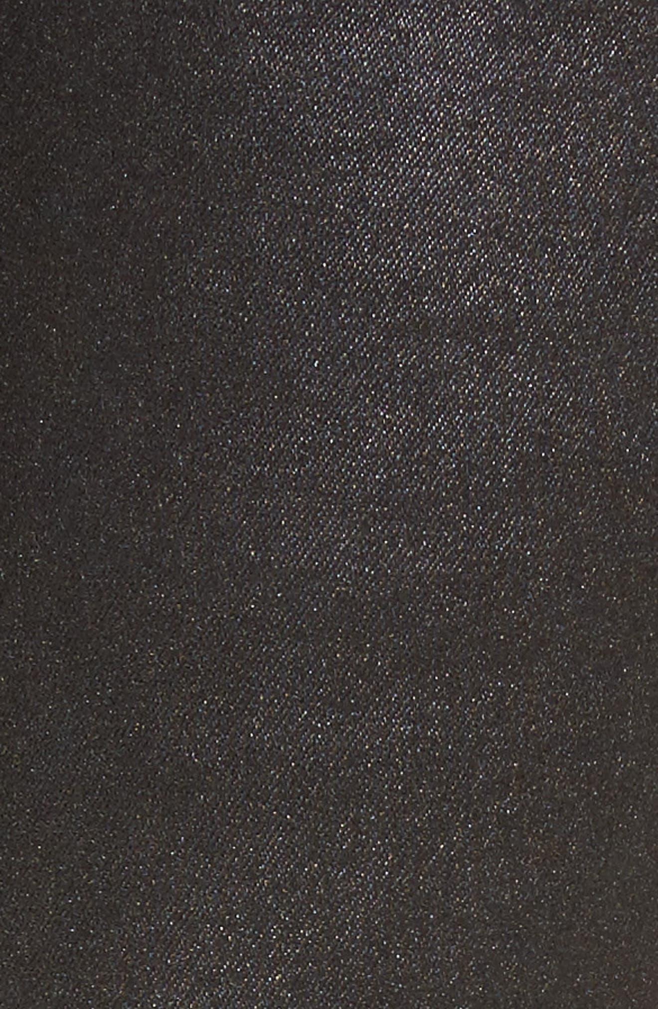 Alternate Image 5  - DL1961 Florence Instasculpt Crop Skinny Jeans (Bradshaw)