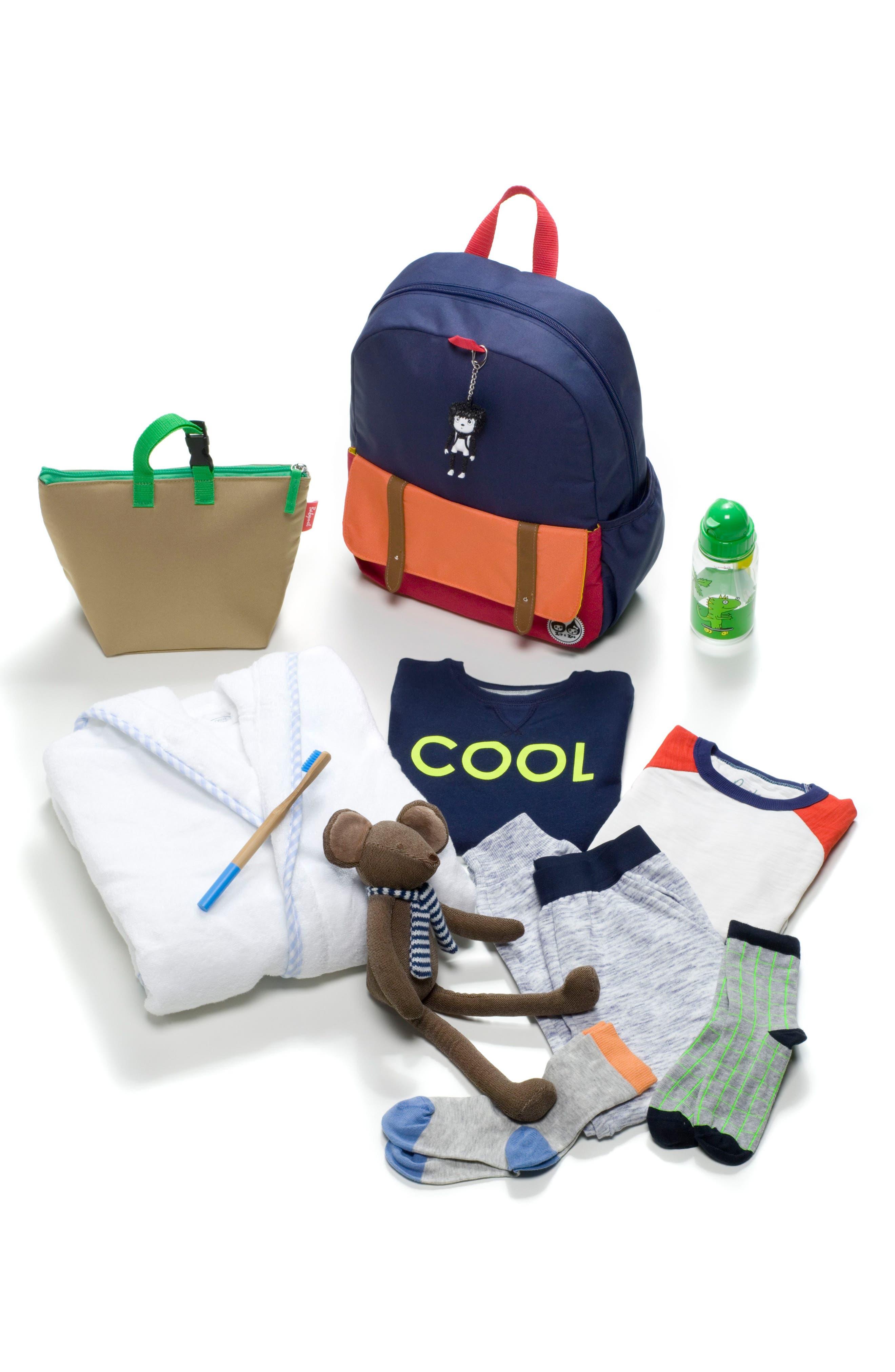 Alternate Image 2  - Babymel Zip & Zoe Junior Backpack Set