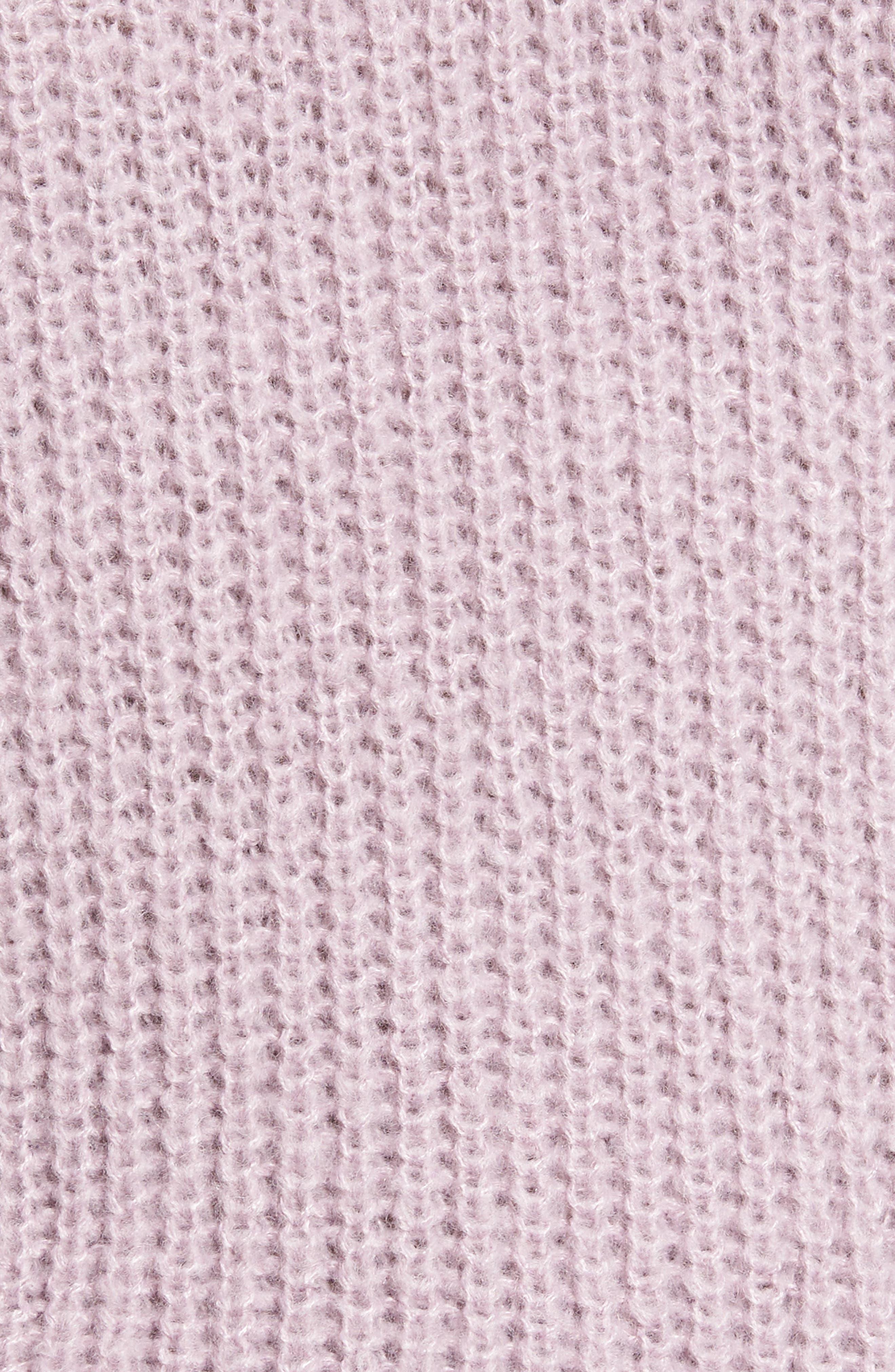 Alternate Image 5  - Leith Bubble Sleeve Sweater