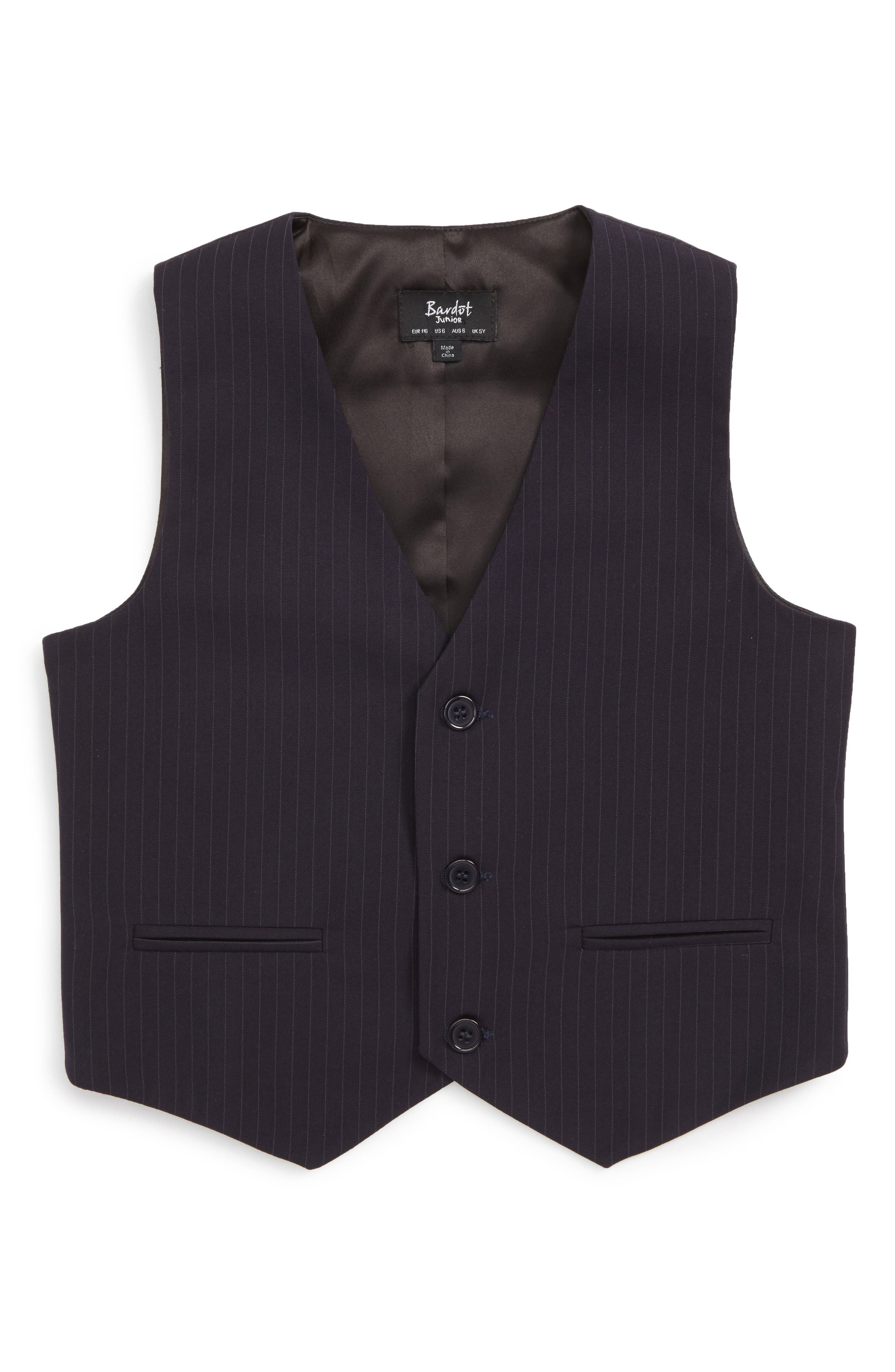 Bardot Junior Harry Vest (Toddler Boys & Little Boys)