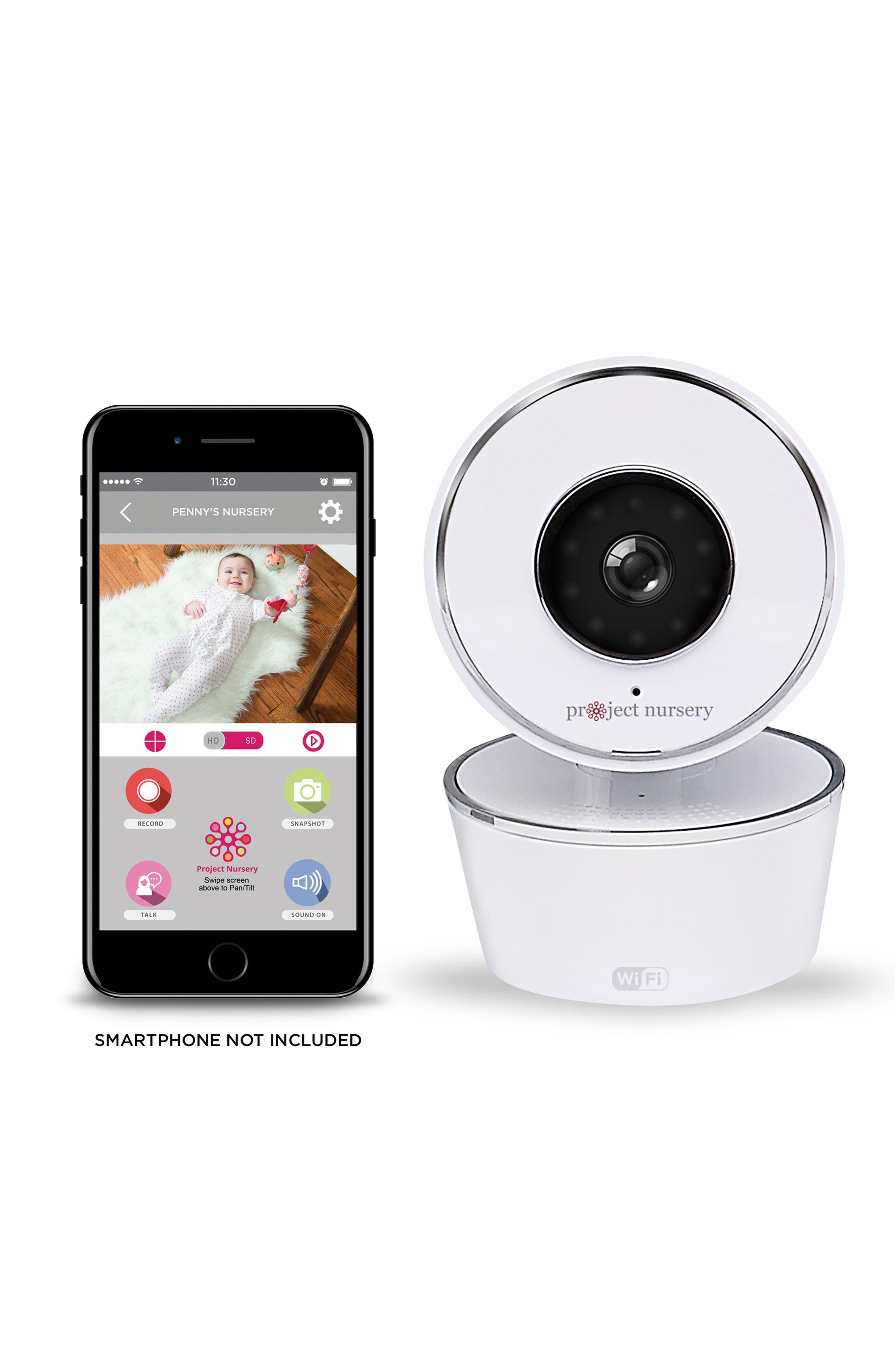 Main Image - Project Nursery Wi-Fi Baby Monitor