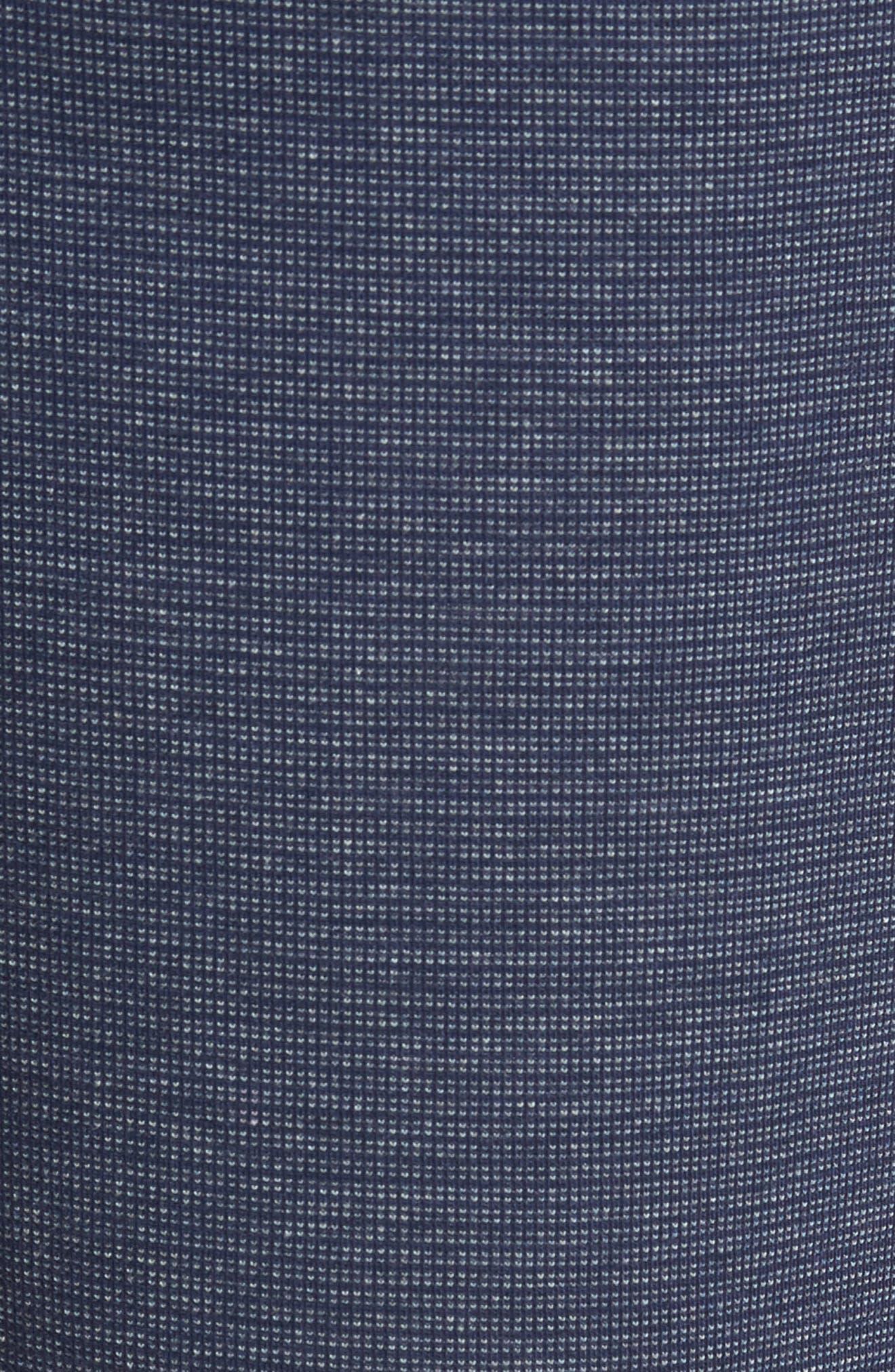 Lodge Layers Lounge Pants,                             Alternate thumbnail 5, color,                             Navy