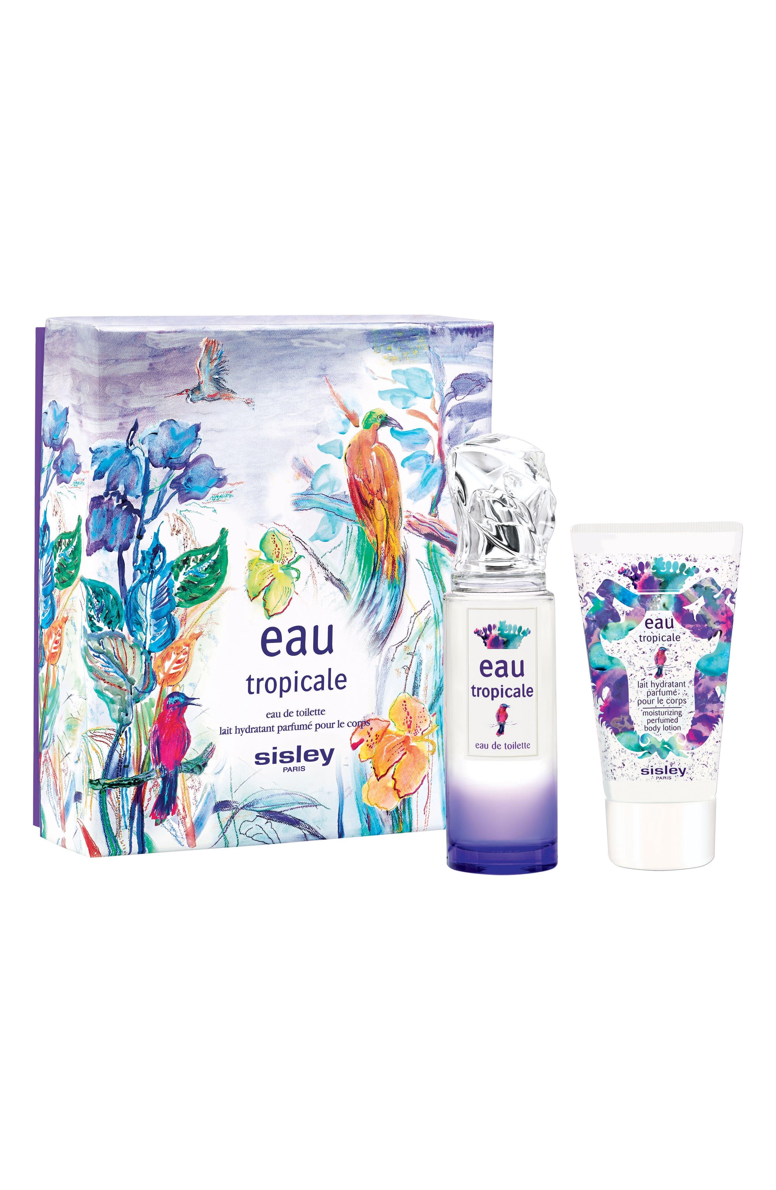 Sisley Paris Eau Tropicale Set ($137.33 Value)