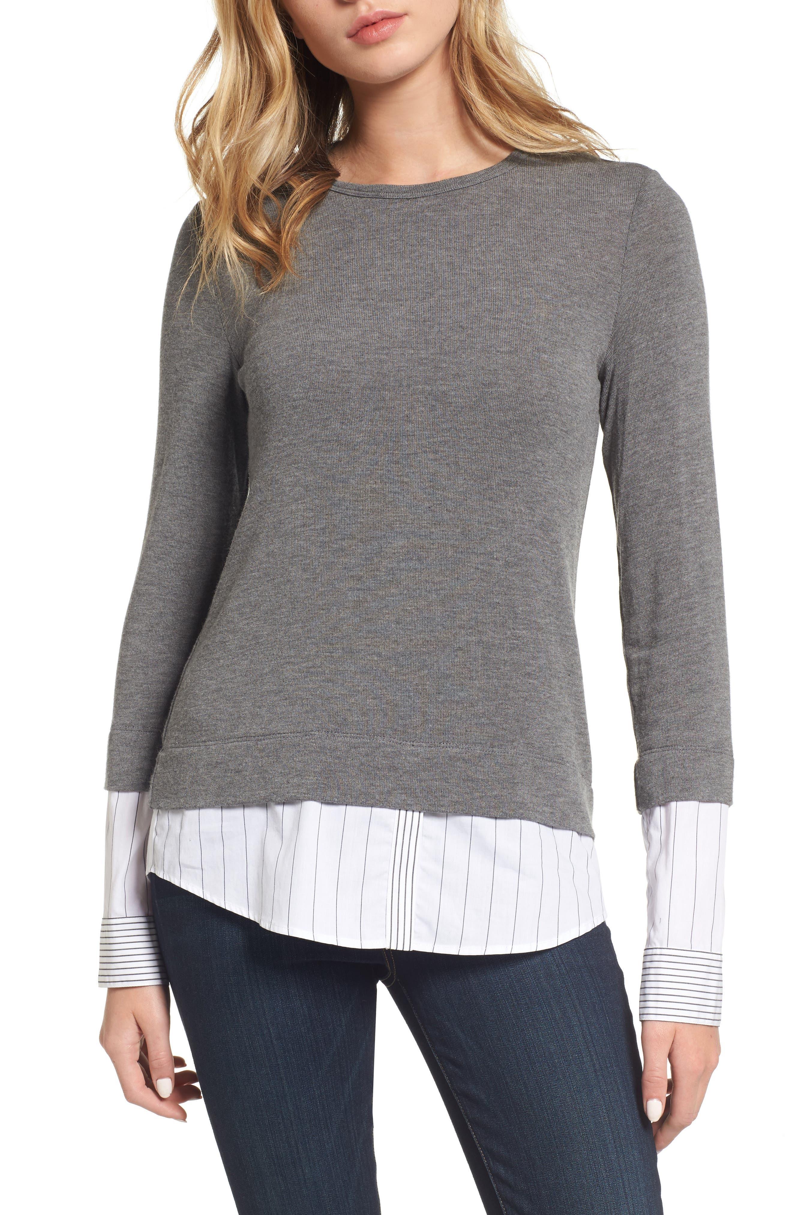 Alternate Image 1 Selected - Bailey 44 Elizabeth III Sweater