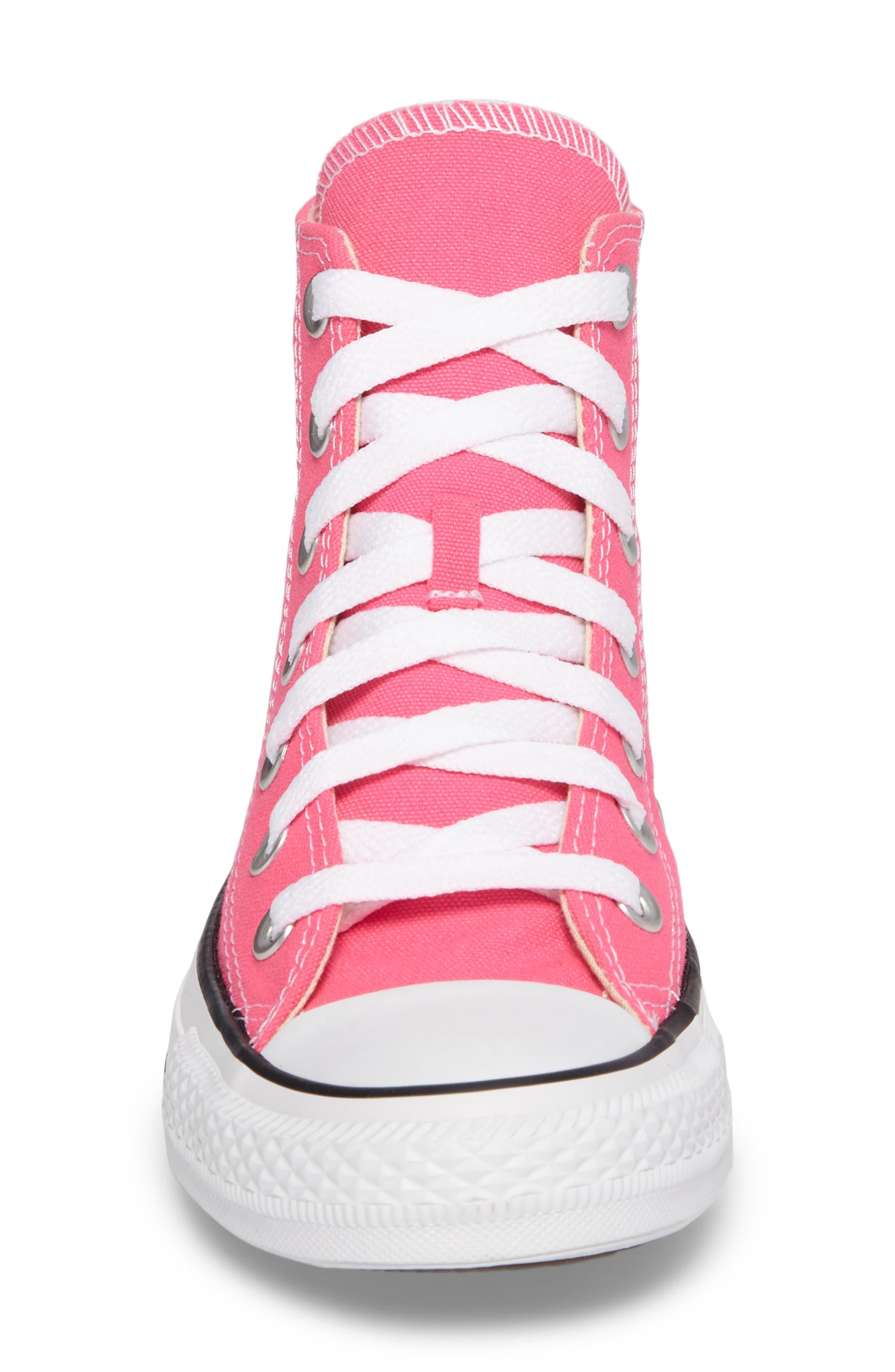 Alternate Image 4  - Converse Chuck Taylor® All Star® Seasonal Hi Sneaker (Women)