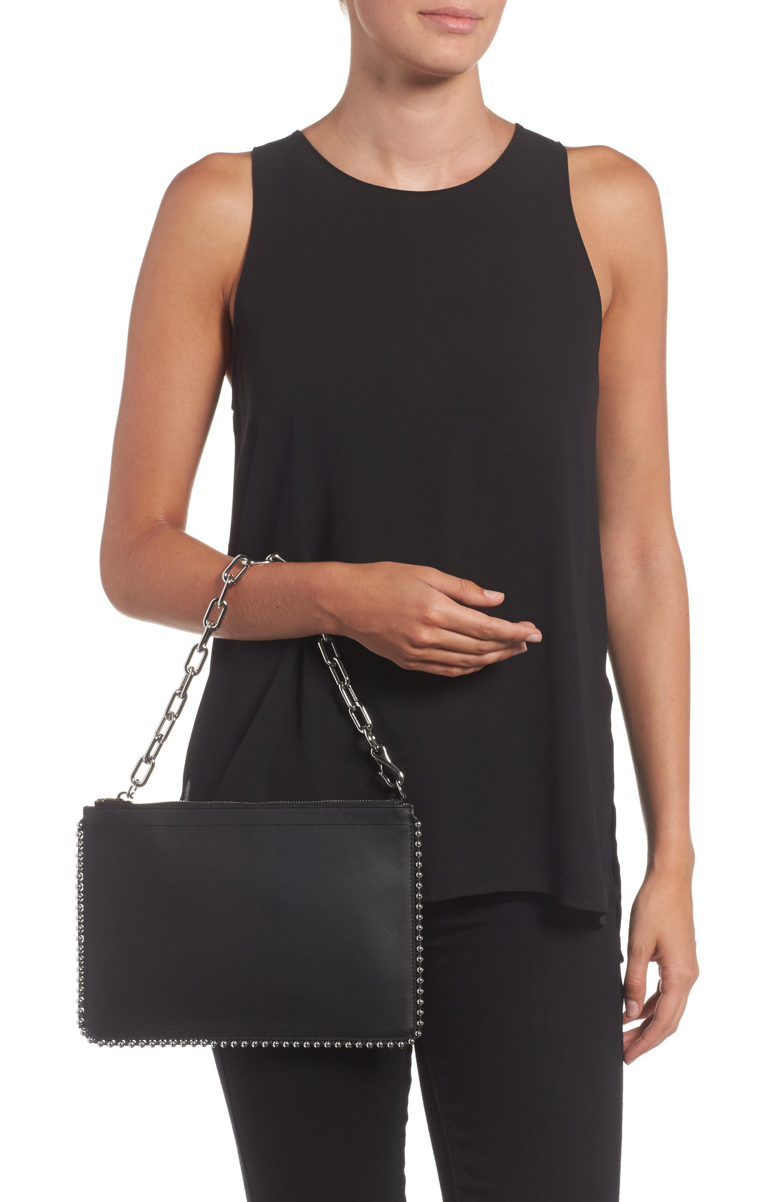 Alternate Image 2  - Alexander Wang Attica Leather Pouch