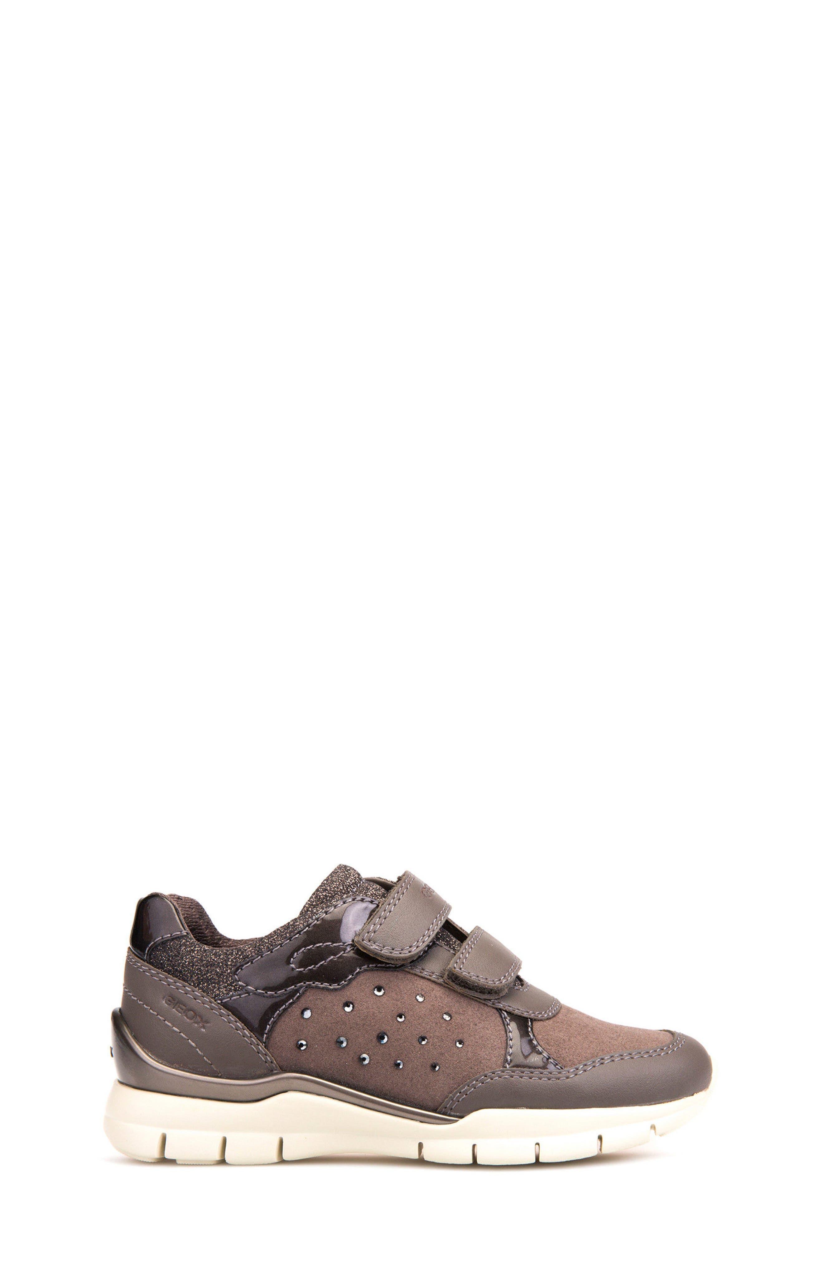 Alternate Image 3  - Geox Sukie Sneaker (Toddler, Little Kid & Big Kid)