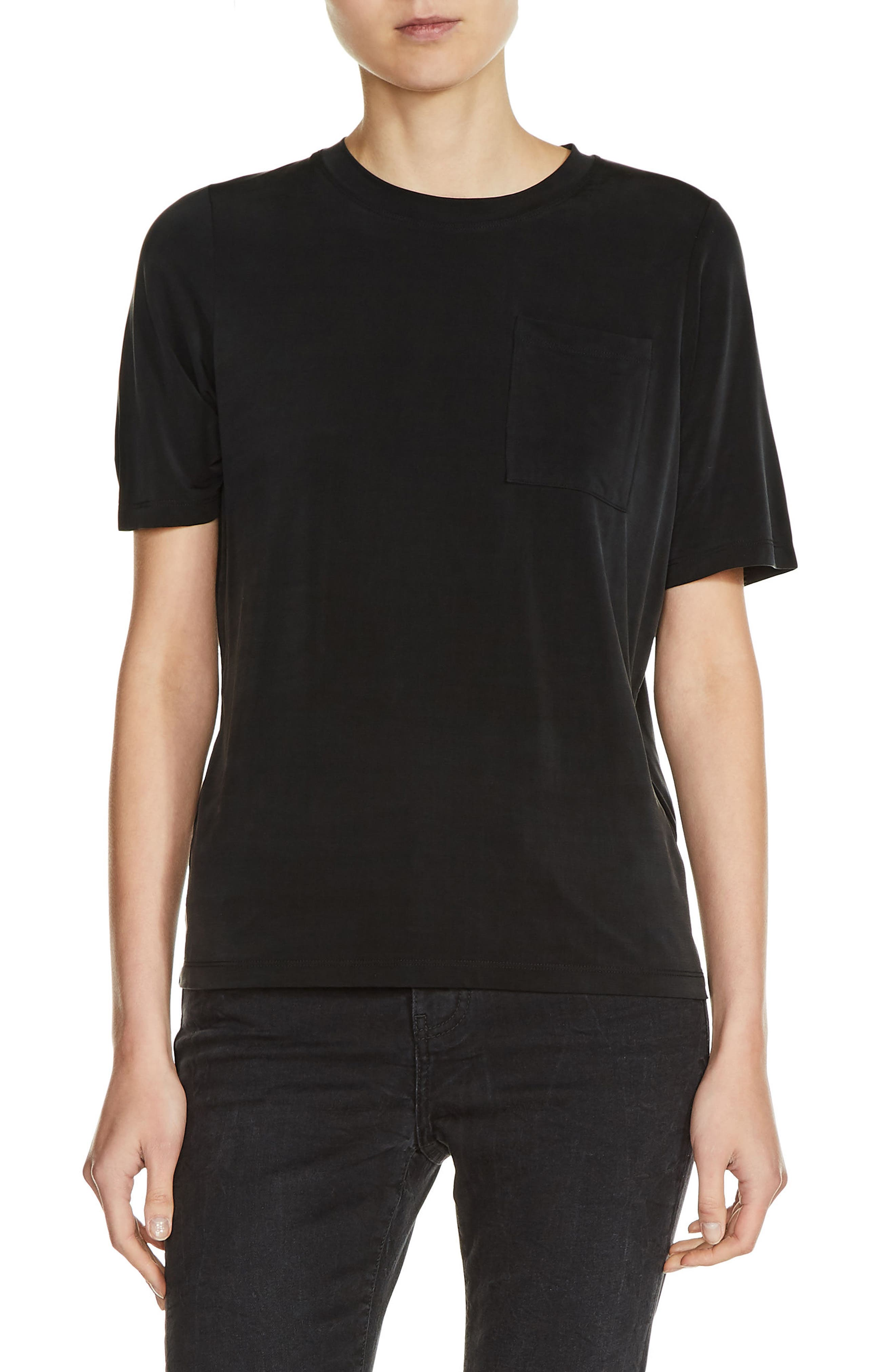 MAJE Pocket Tee