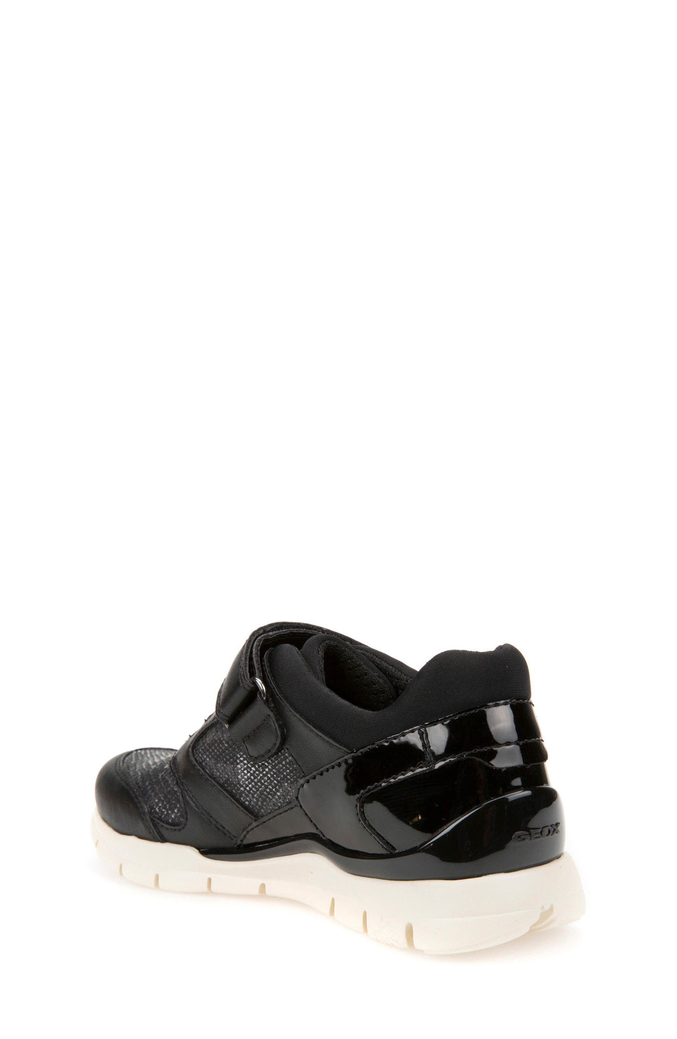 Sukie Sneaker,                             Alternate thumbnail 2, color,                             Black