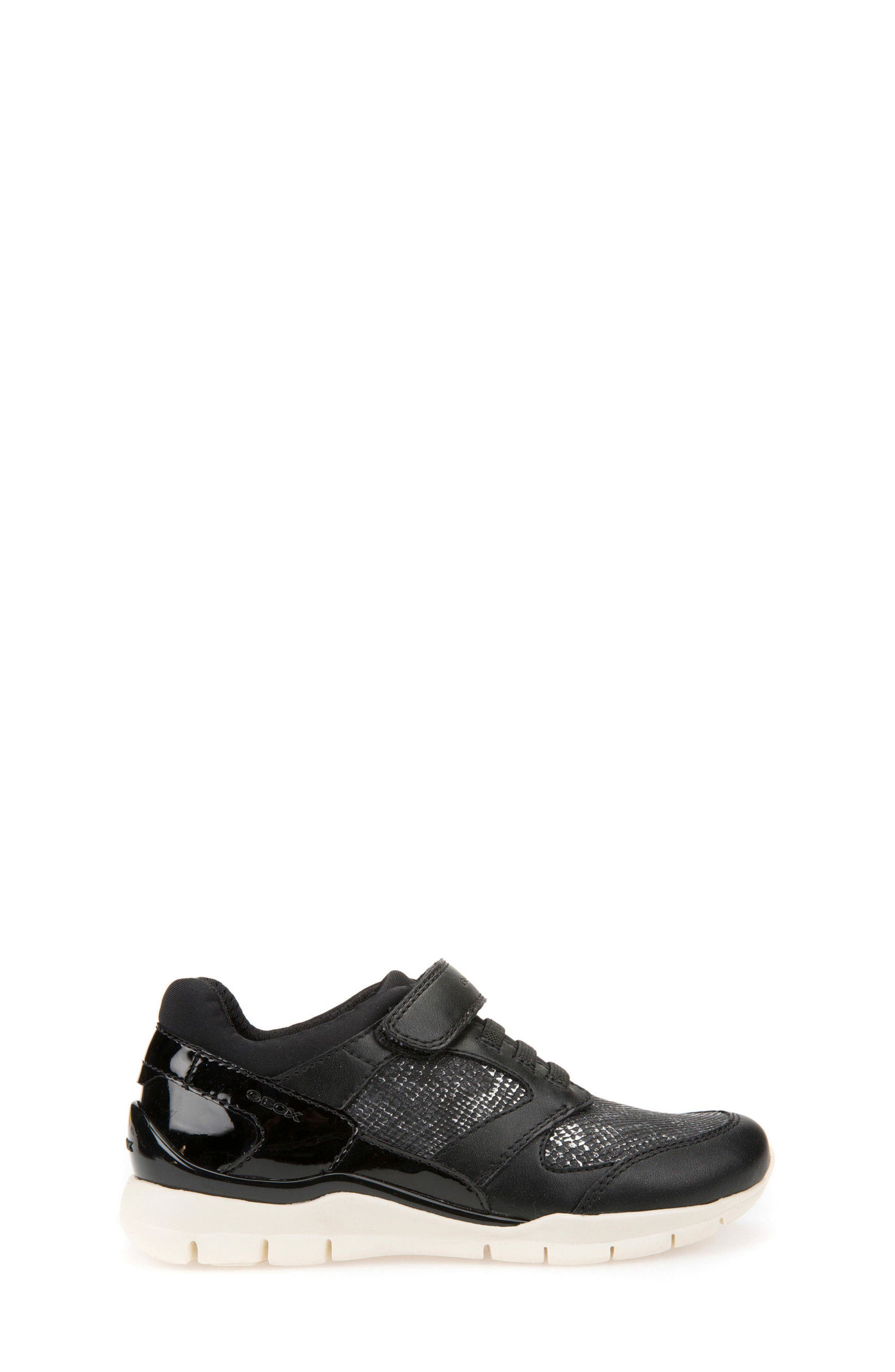 Sukie Sneaker,                             Alternate thumbnail 3, color,                             Black