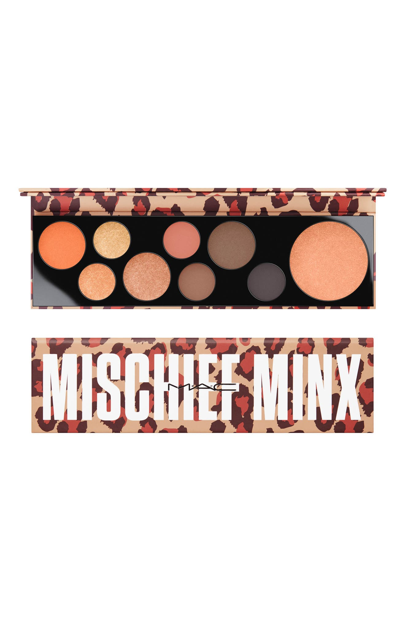 MAC Girls Mischief Minx Palette ($160 Value)