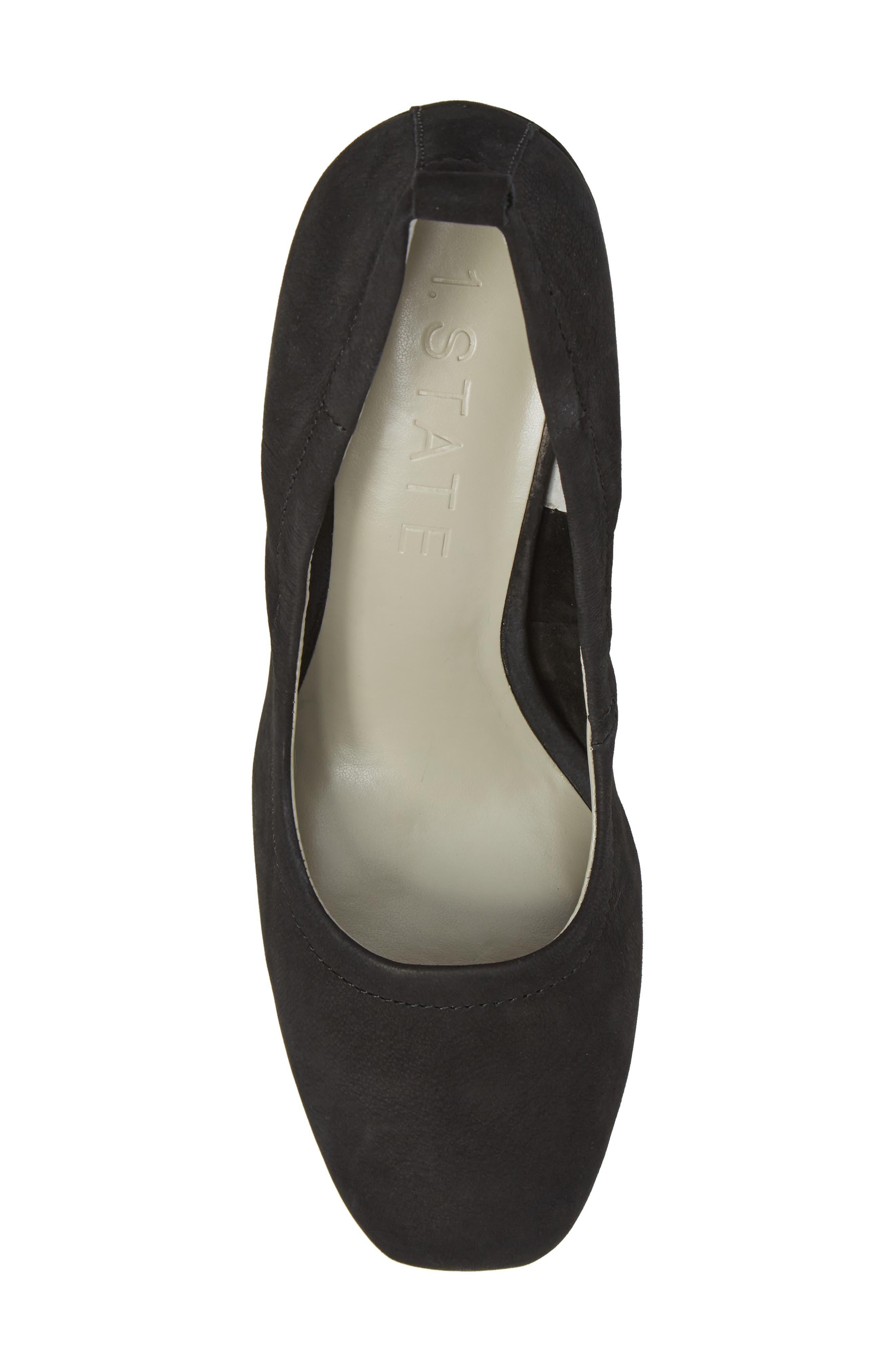 Alternate Image 5  - 1.STATE Madene Block Heel Pump (Women)
