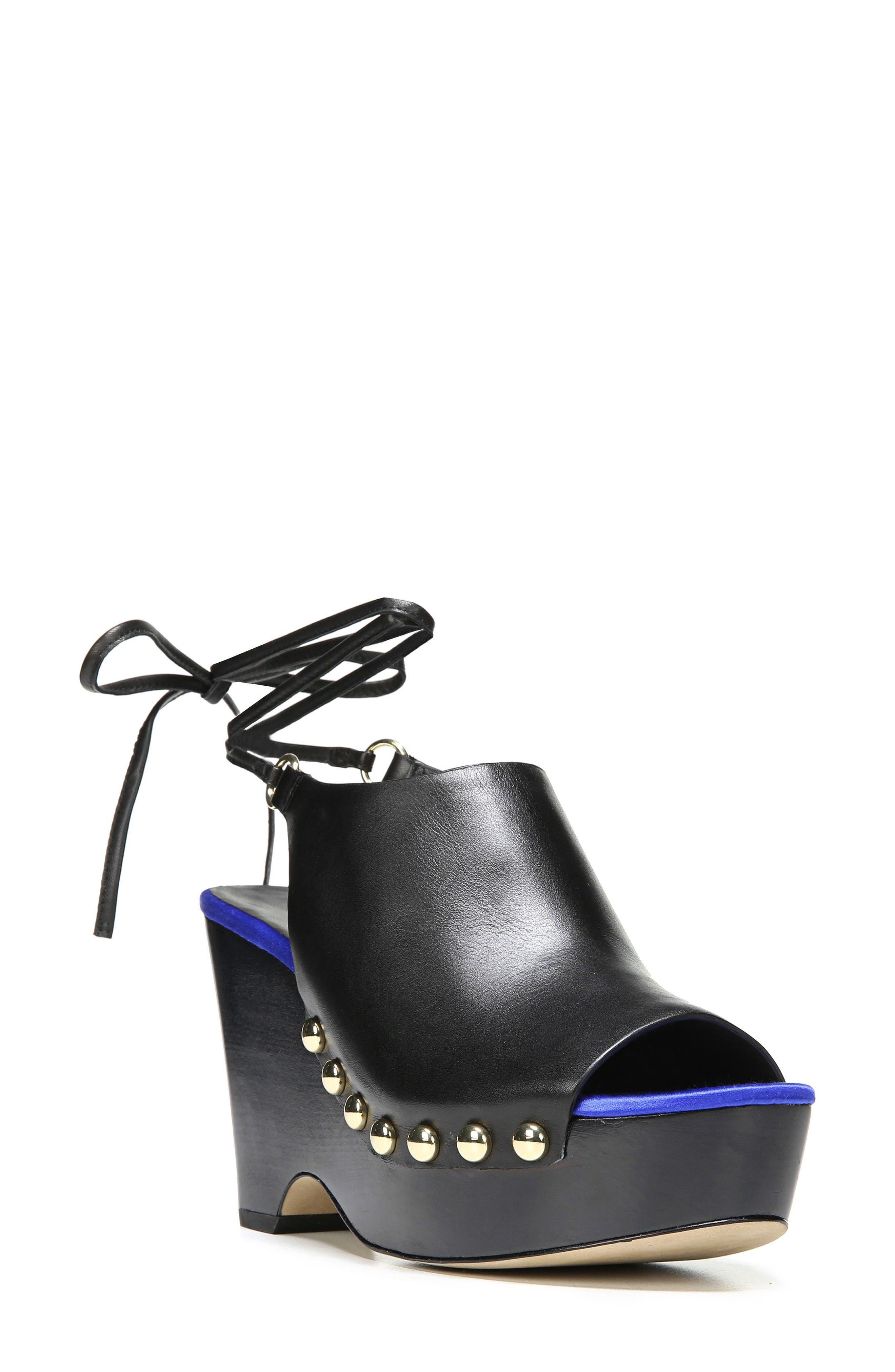 Diane Von Furstenberg Bali Wedge Sandal (Women)