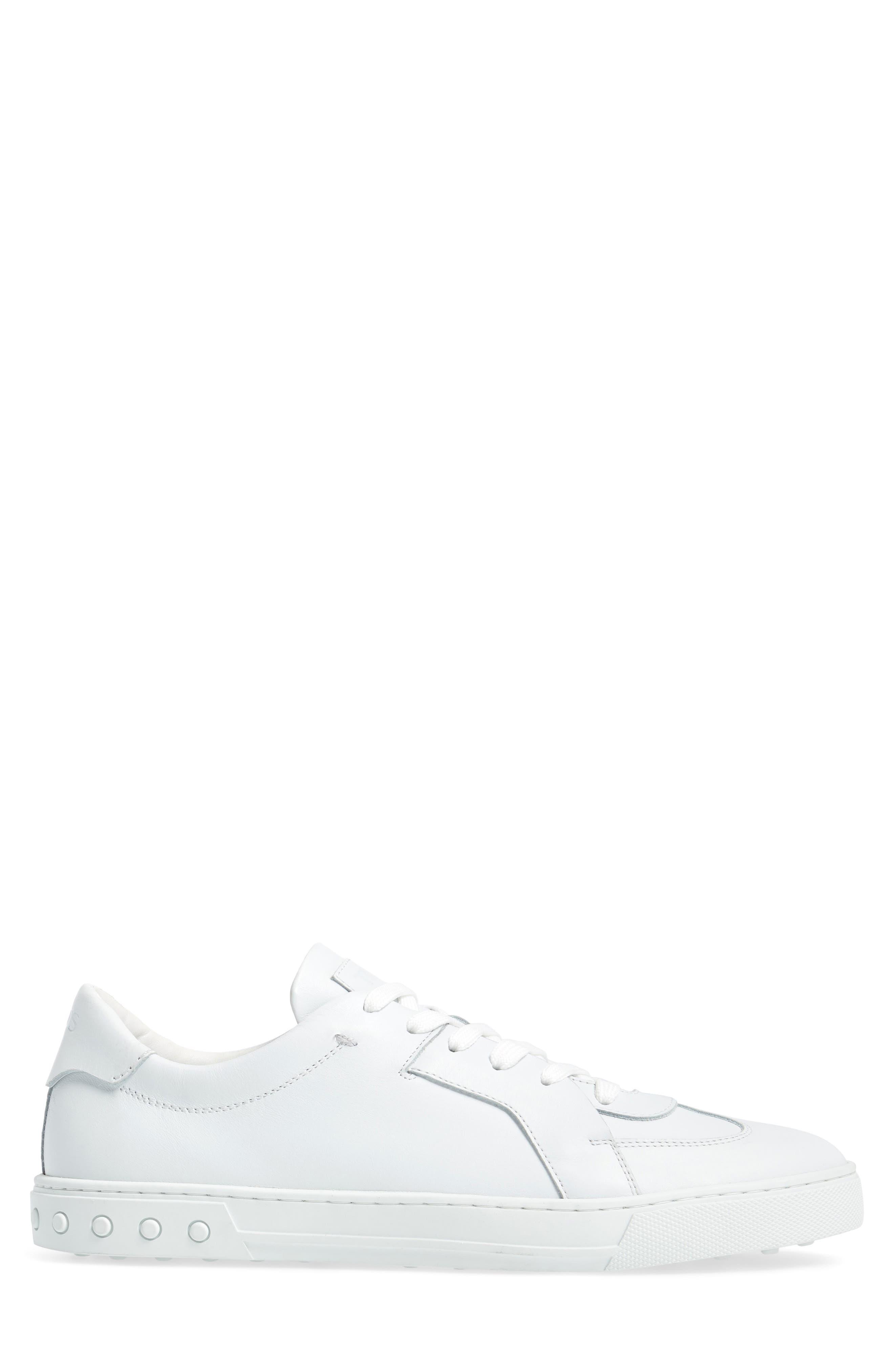 Alternate Image 3  - Tod's Cassetta Leather Sneaker (Men)