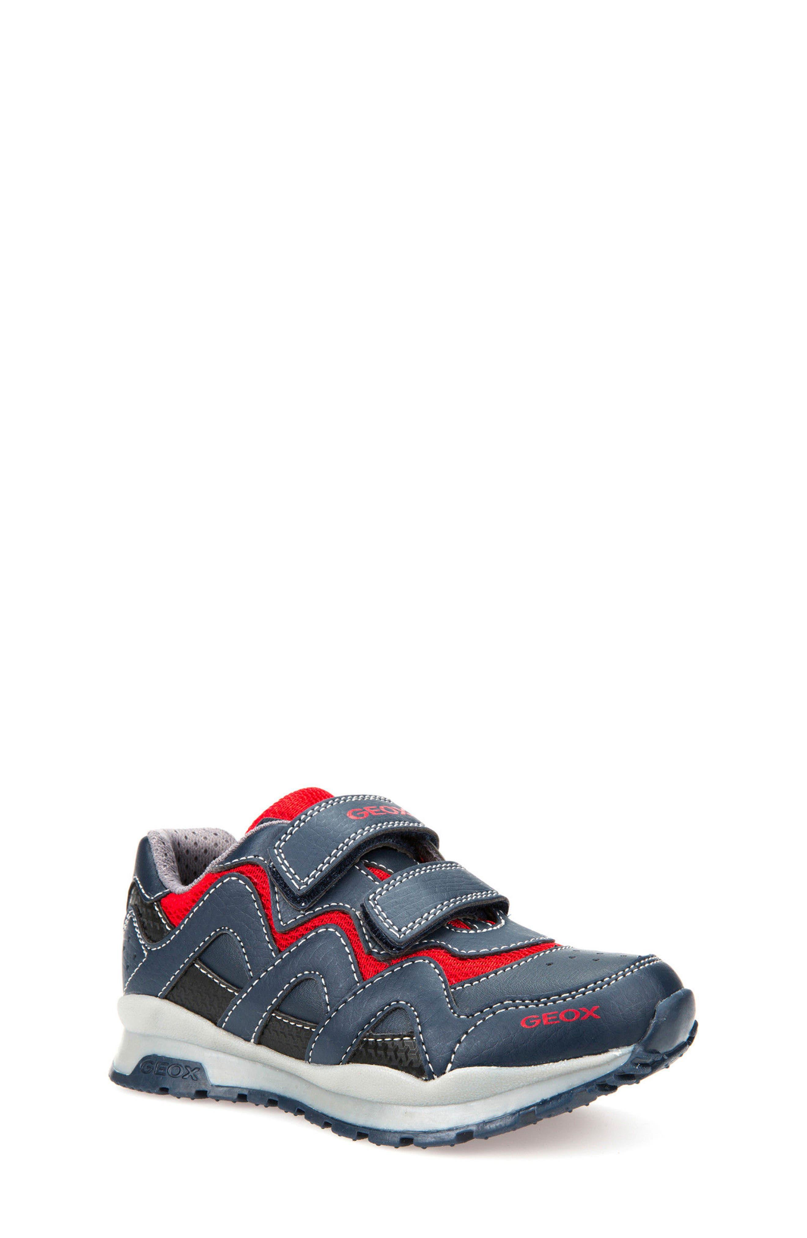 Geox Pavel Sneaker (Toddler, Little Kid & Big Kid)