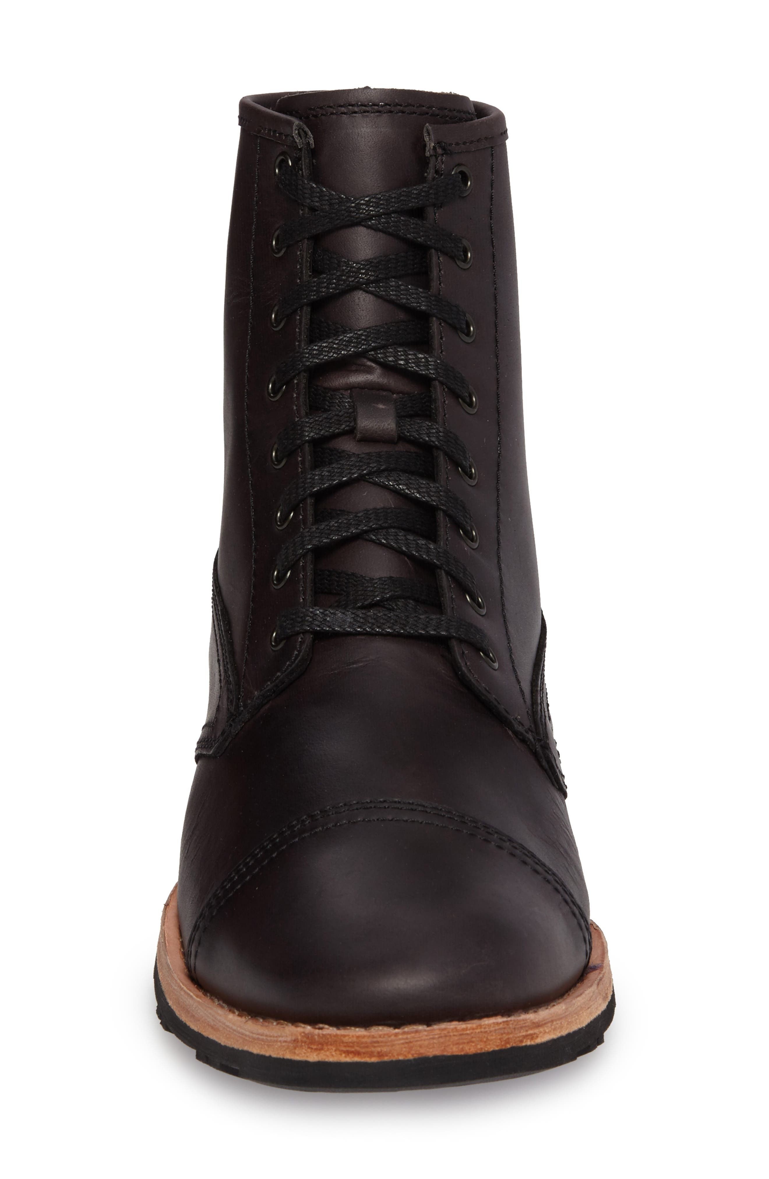 Alternate Image 4  - Timberland 'Bardstown' Cap Toe Boot (Men)