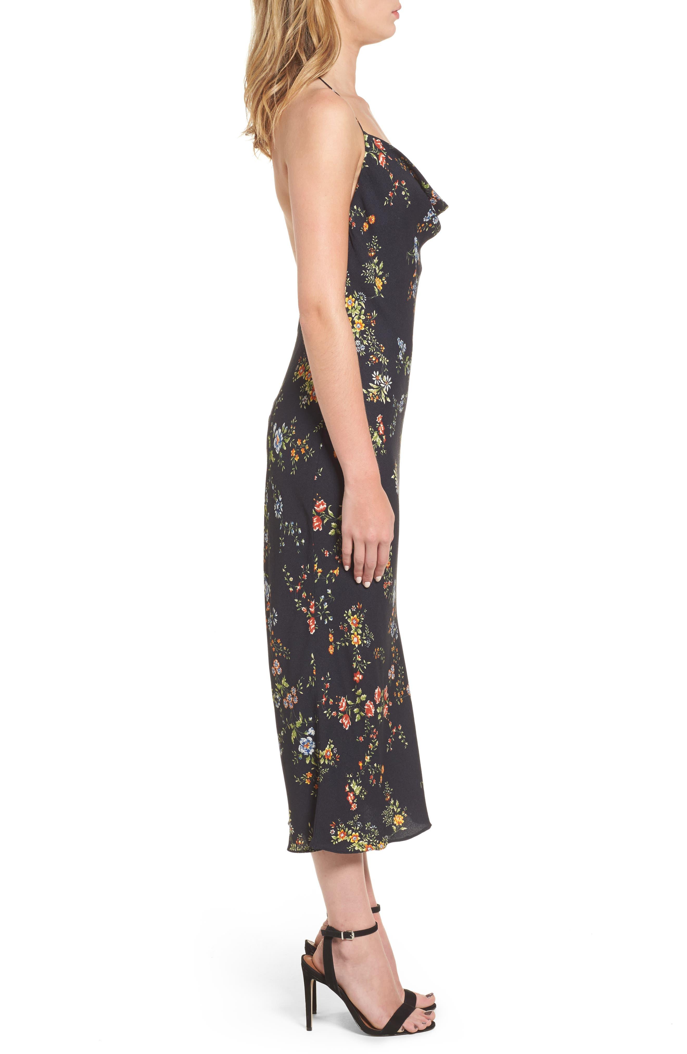 Alternate Image 3  - AFRM Rowland Midi Dress