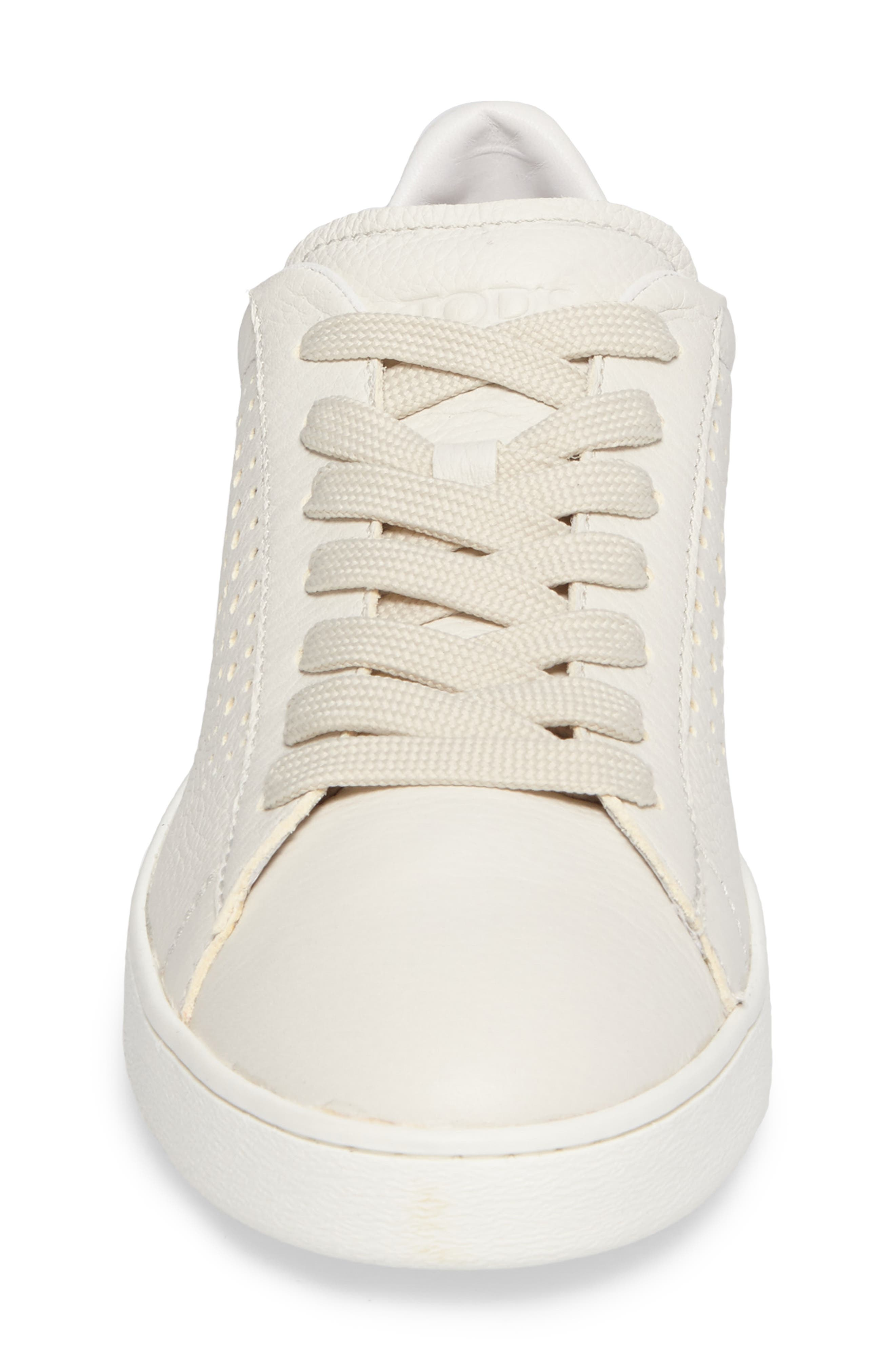 Alternate Image 4  - Tods Perforated T Sneaker (Women)