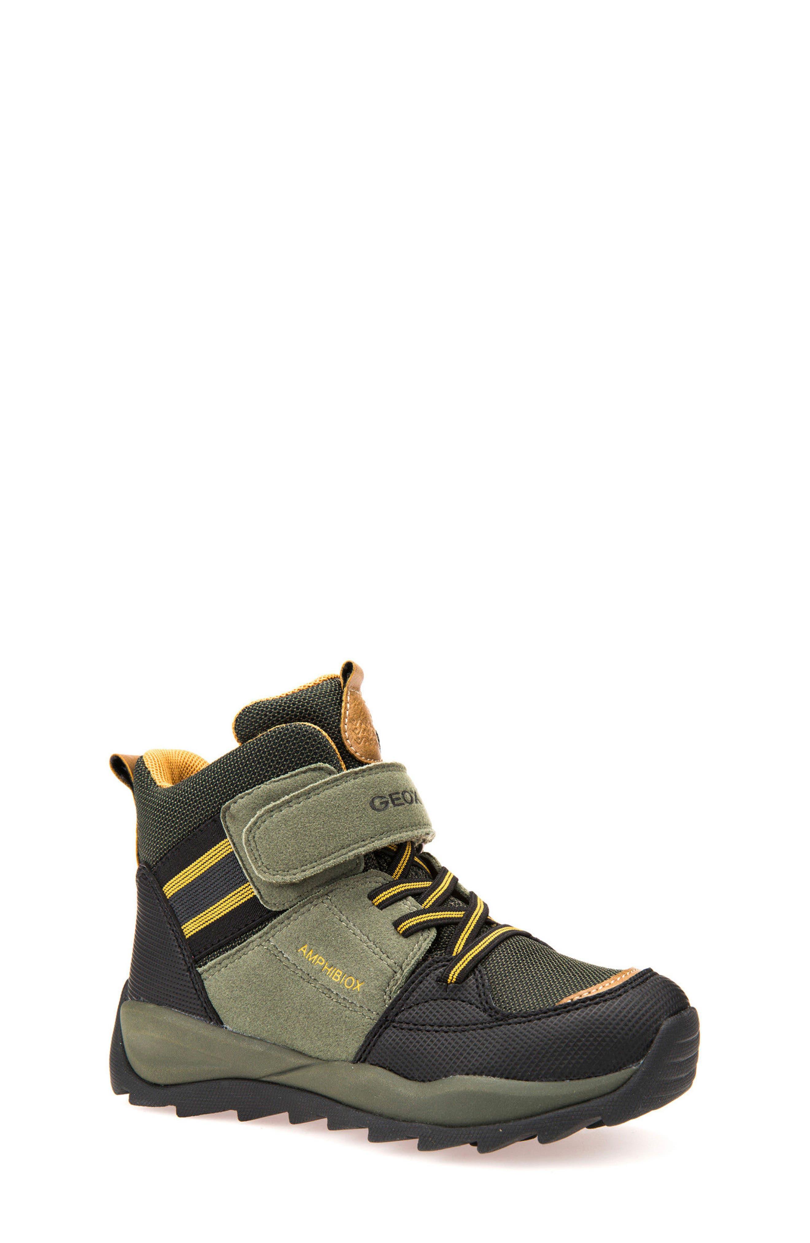 Main Image - Geox Orizont ABX Waterproof Boot (Toddler, Little Kid & Big Kid)
