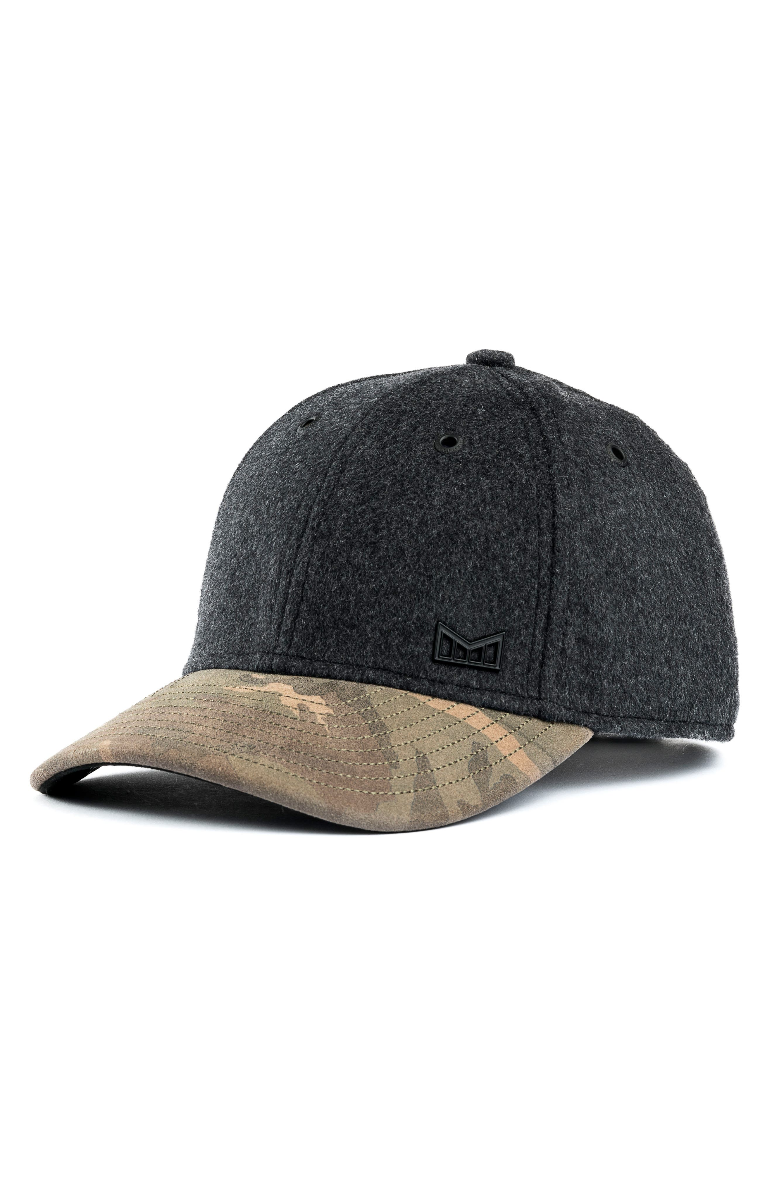 Maverick Ball Cap,                         Main,                         color, Dark Charcoal