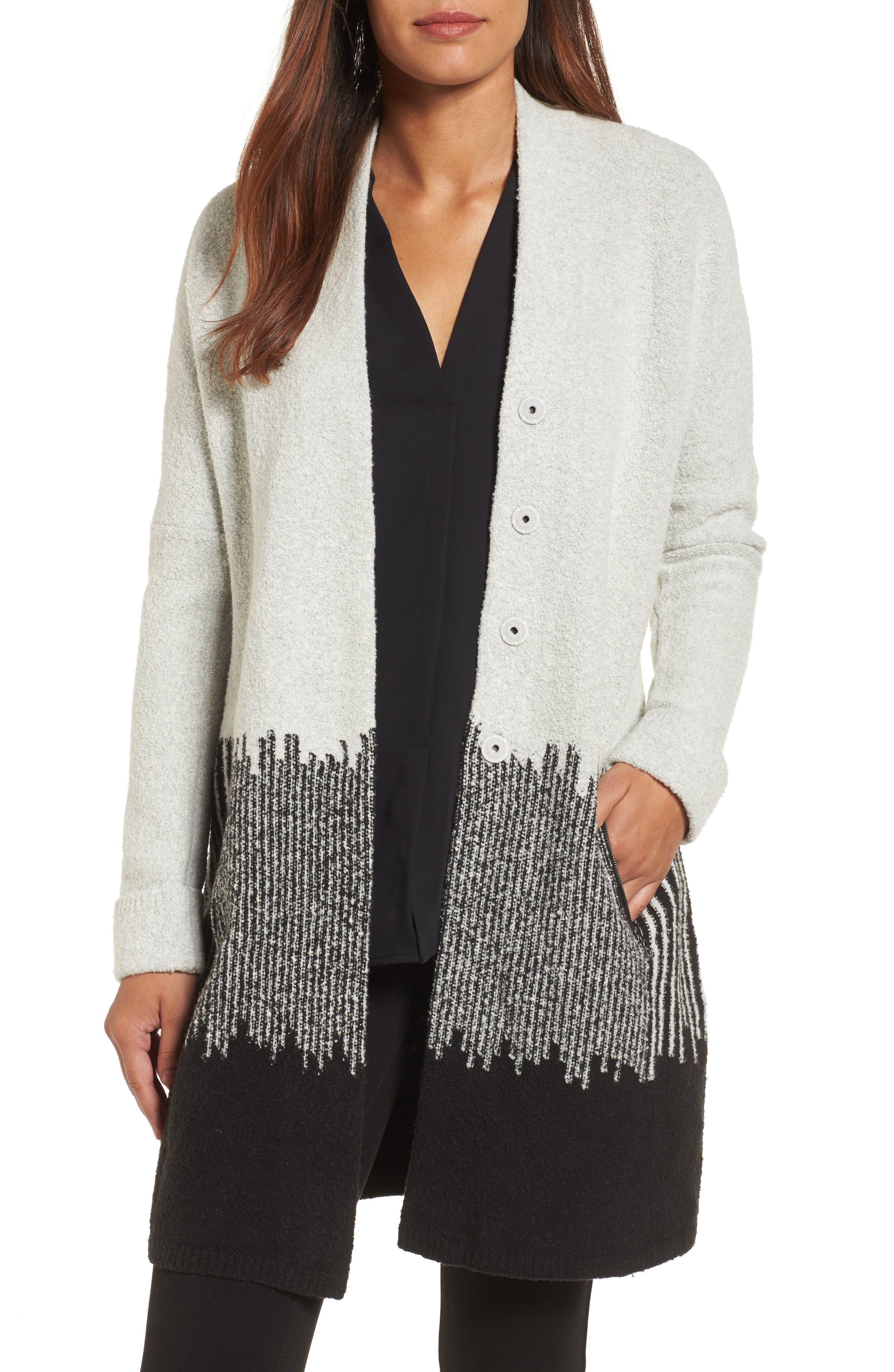 NIC+ZOE Block Stripe Jacket (Regular & Petite)