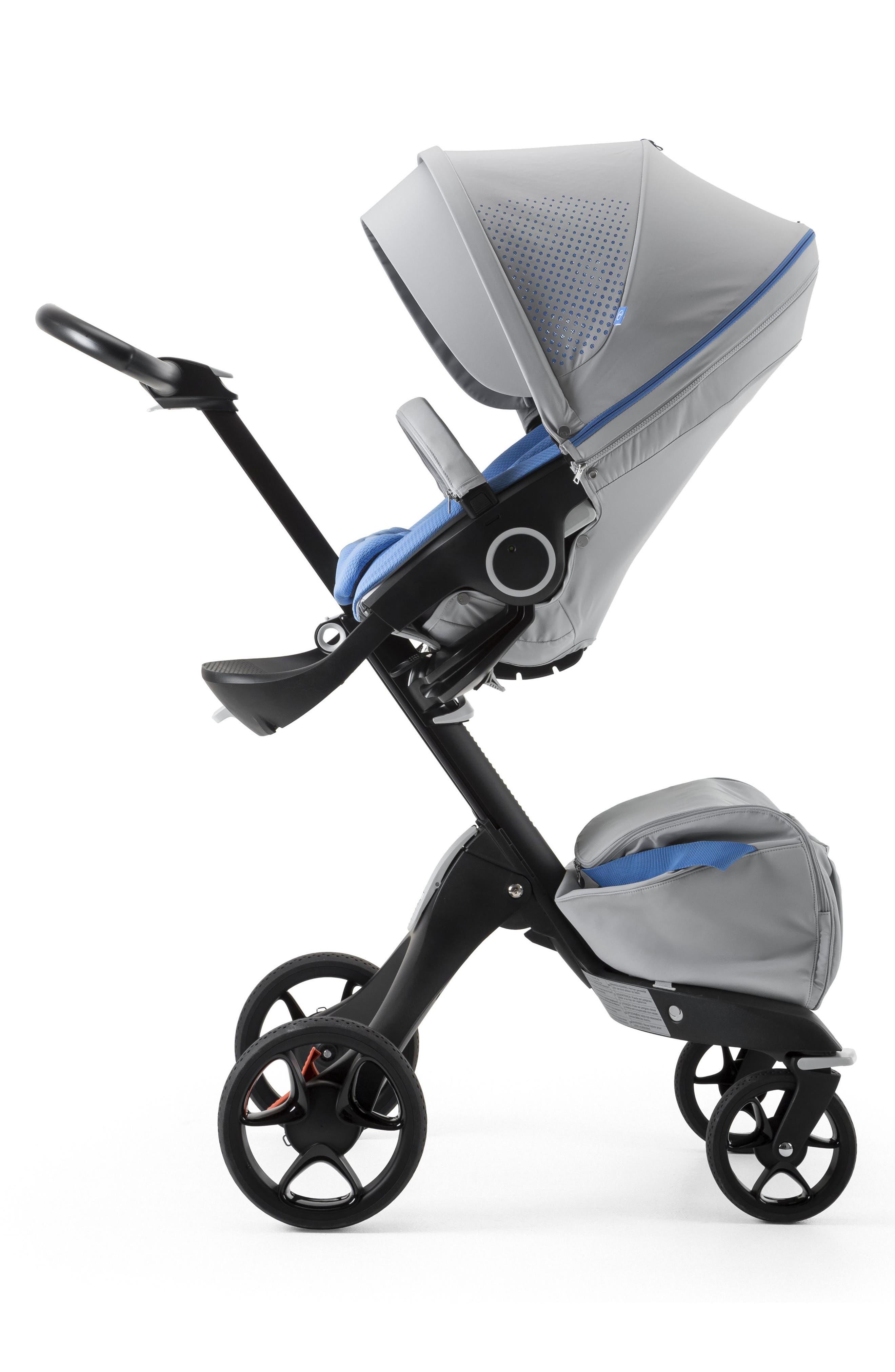 Xplory<sup>®</sup> V5 Athleisure Stroller,                         Main,                         color, Marina