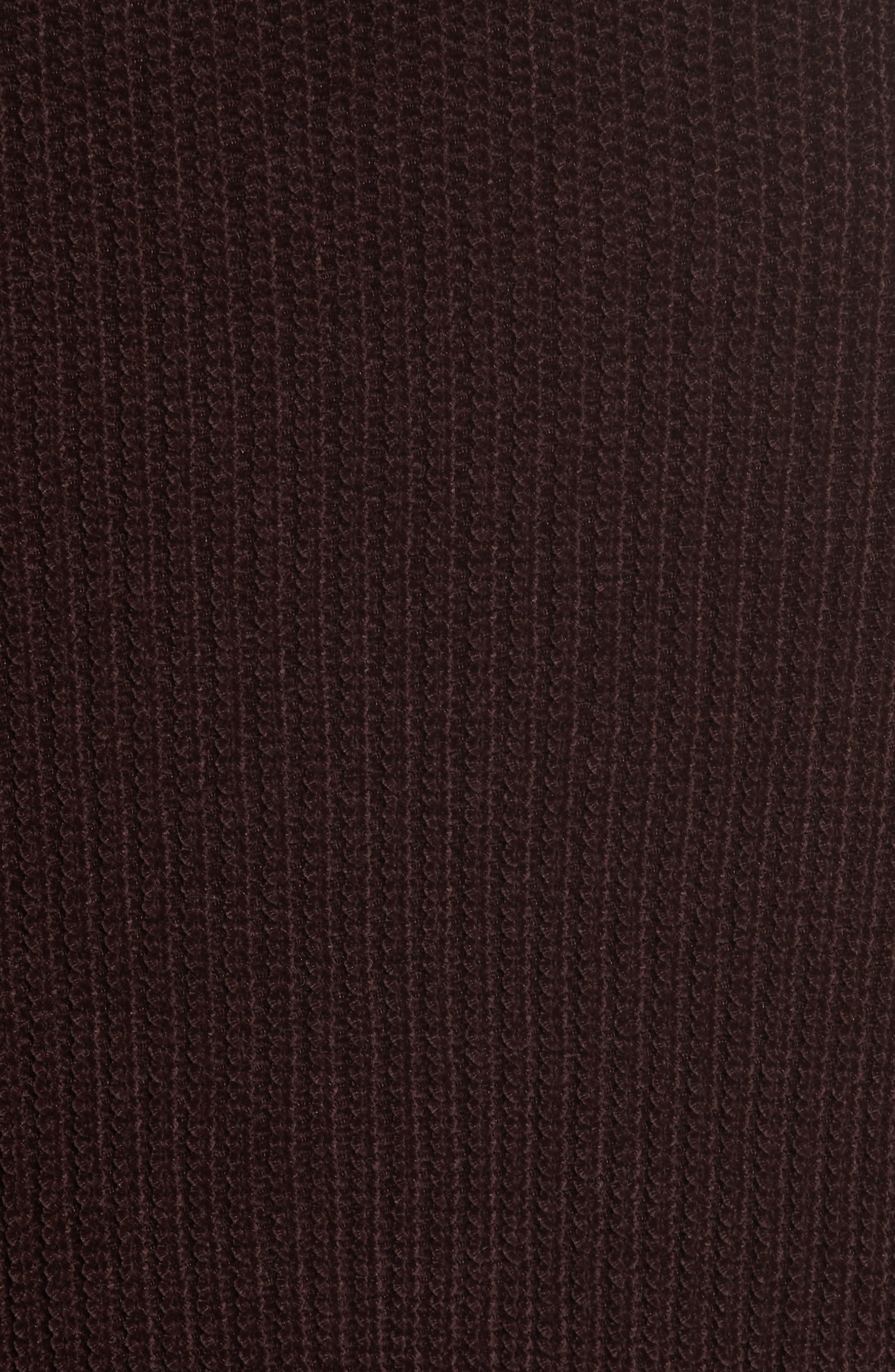 Alternate Image 6  - Vince Ribbed Crewneck Sweater