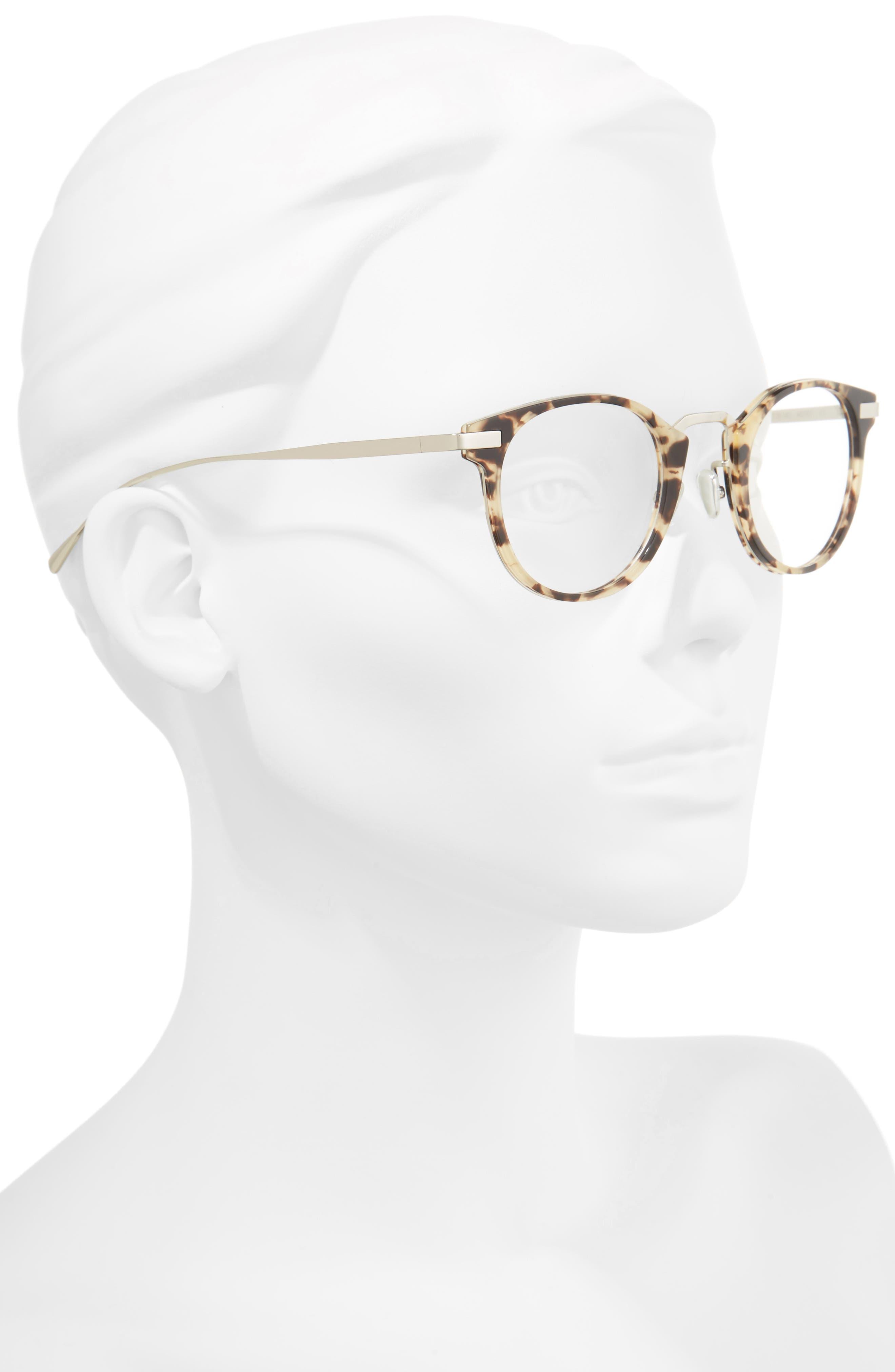 Alternate Image 2  - Derek Lam 47mm Optical Glasses