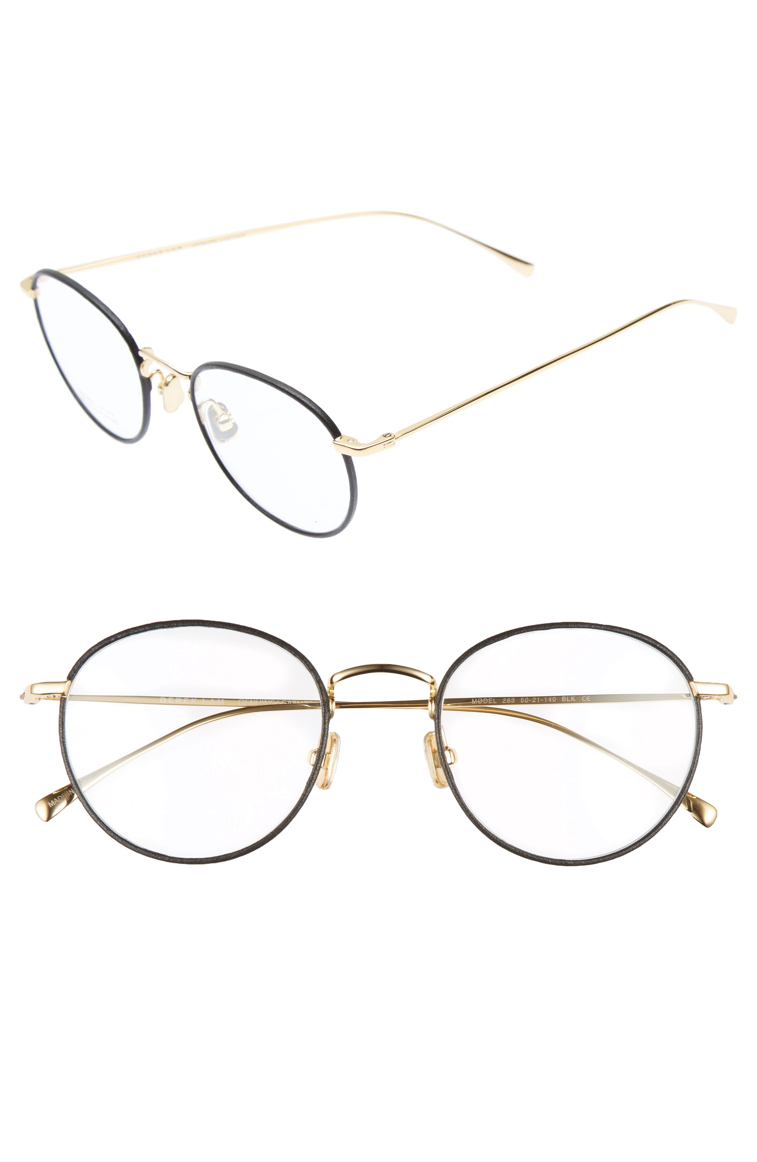 Derek Lam 50mm Optical Glasses