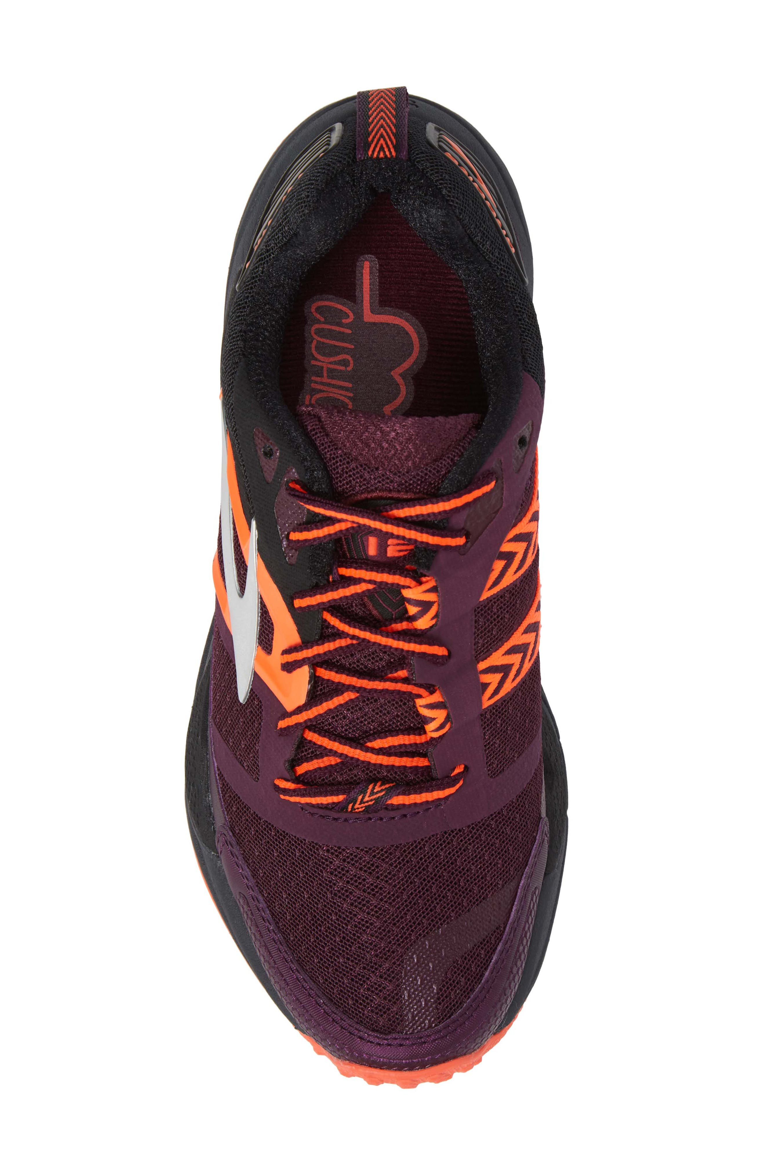 Alternate Image 5  - Brooks Cascadia 12 Trail Running Shoe (Women)