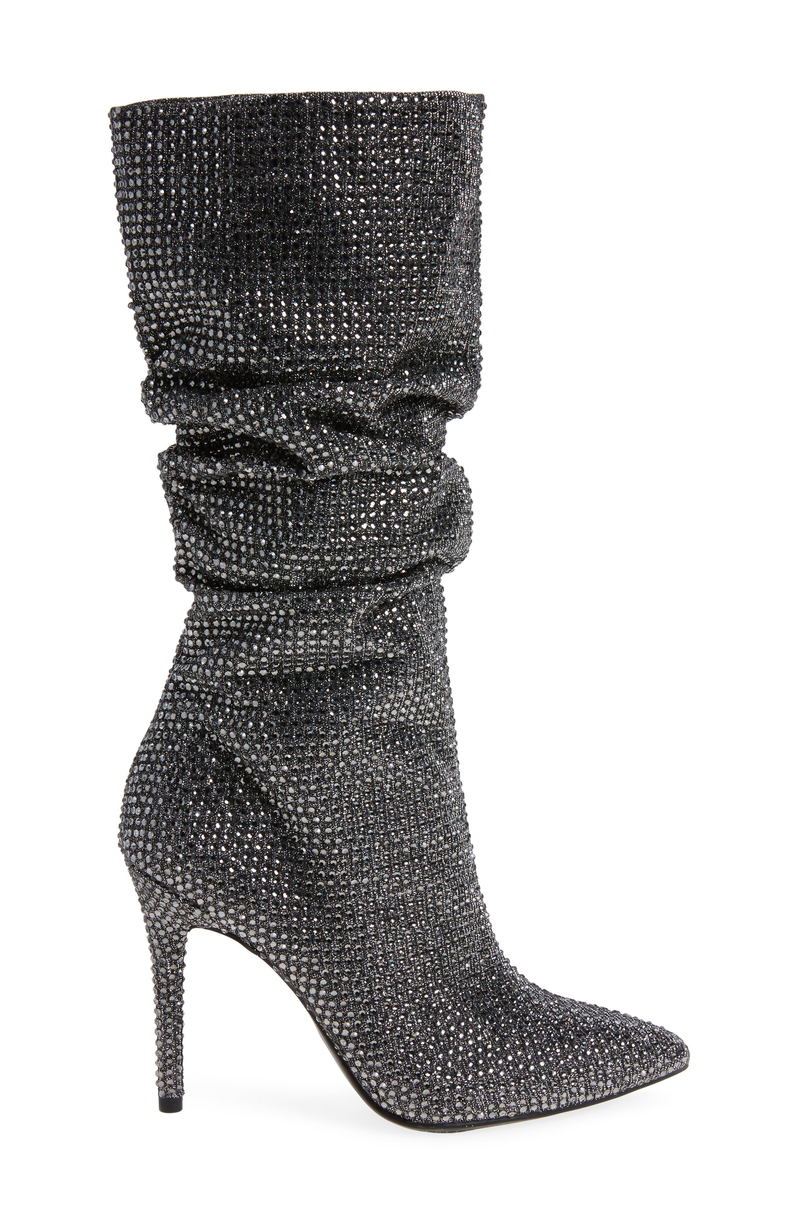 Alternate Image 3  - Jessica Simpson Layzer Embellished Slouch Boot (Women)