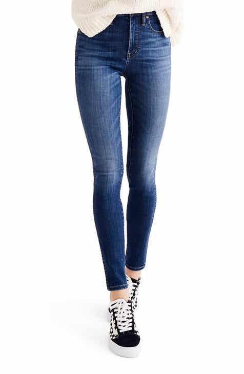 dbc36bd48cab3 Madewell 10-Inch High Rise Skinny Jeans (Danny)