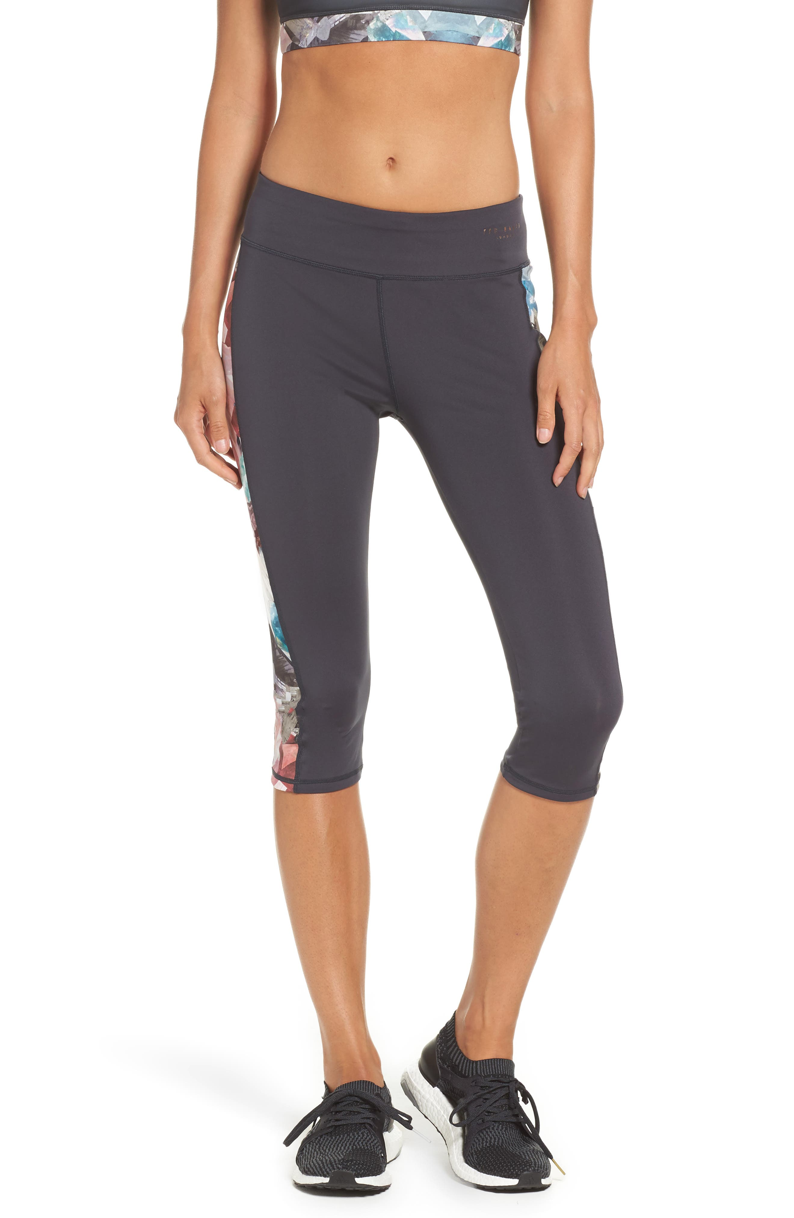 Main Image - Ted Baker London Minerals Capris