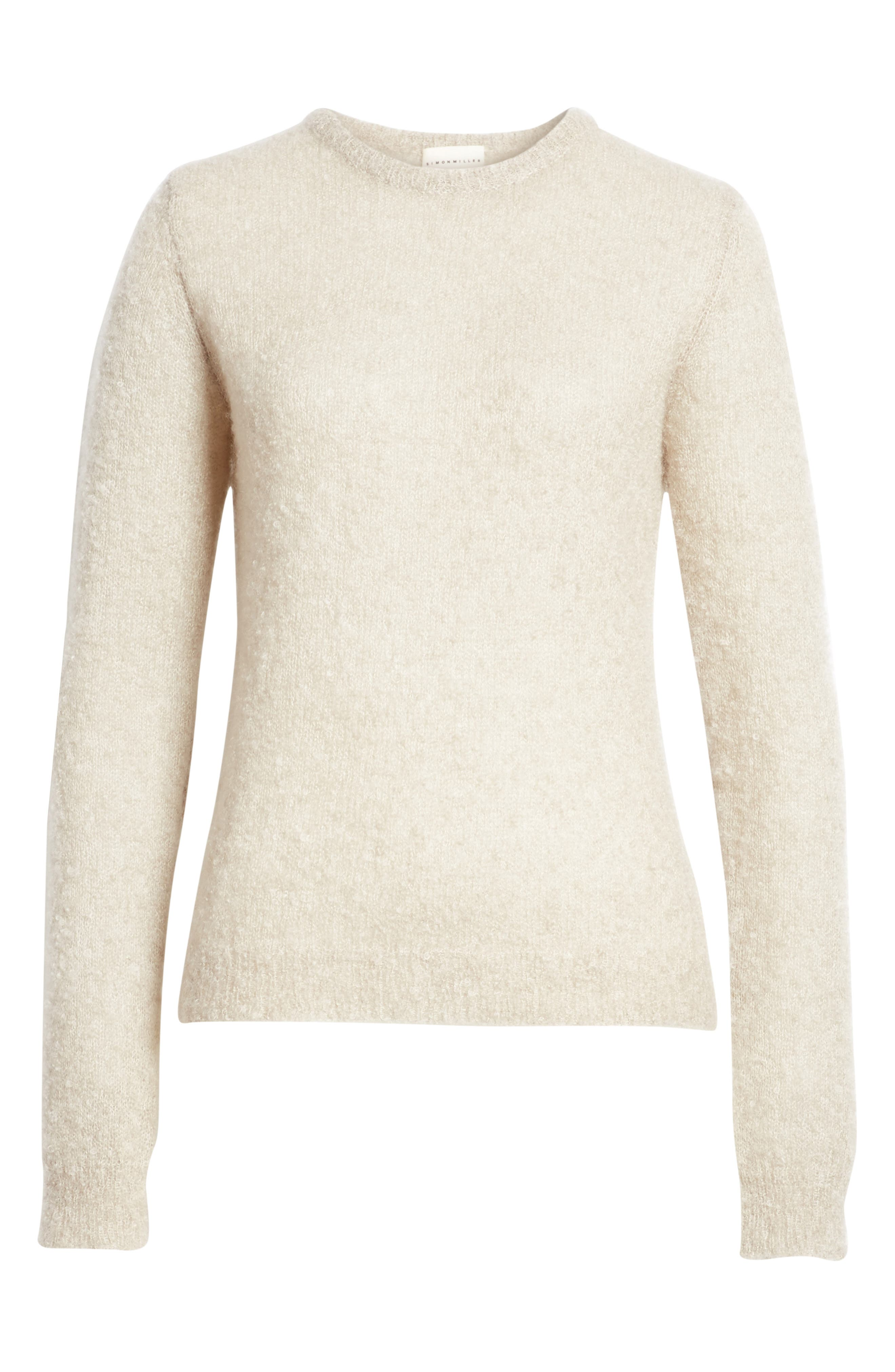 Alternate Image 5  - Simon Miller Tatum Mohair & Silk Sweater