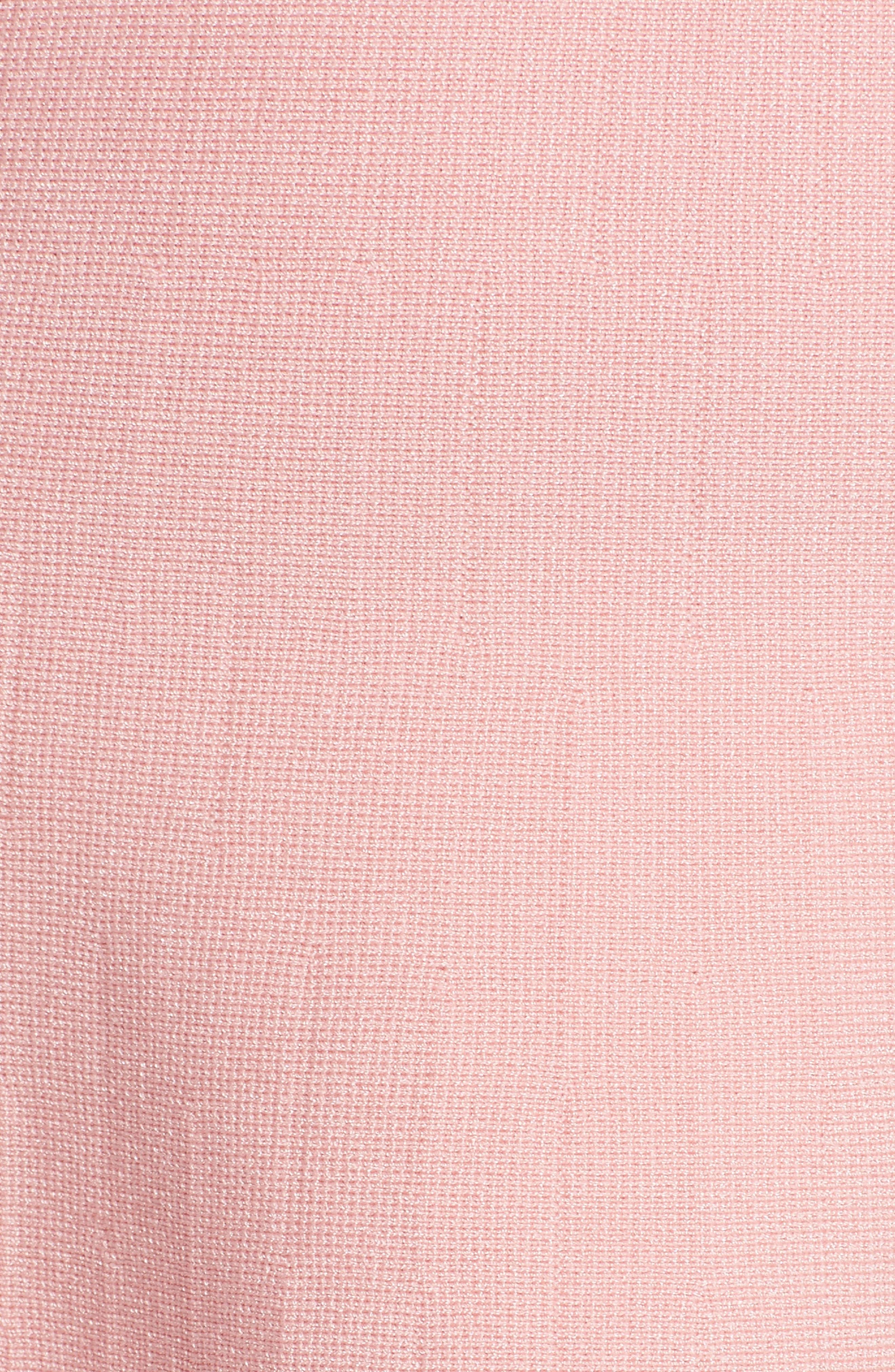 Ryker Fit & Flare Dress,                             Alternate thumbnail 5, color,                             Ballerina