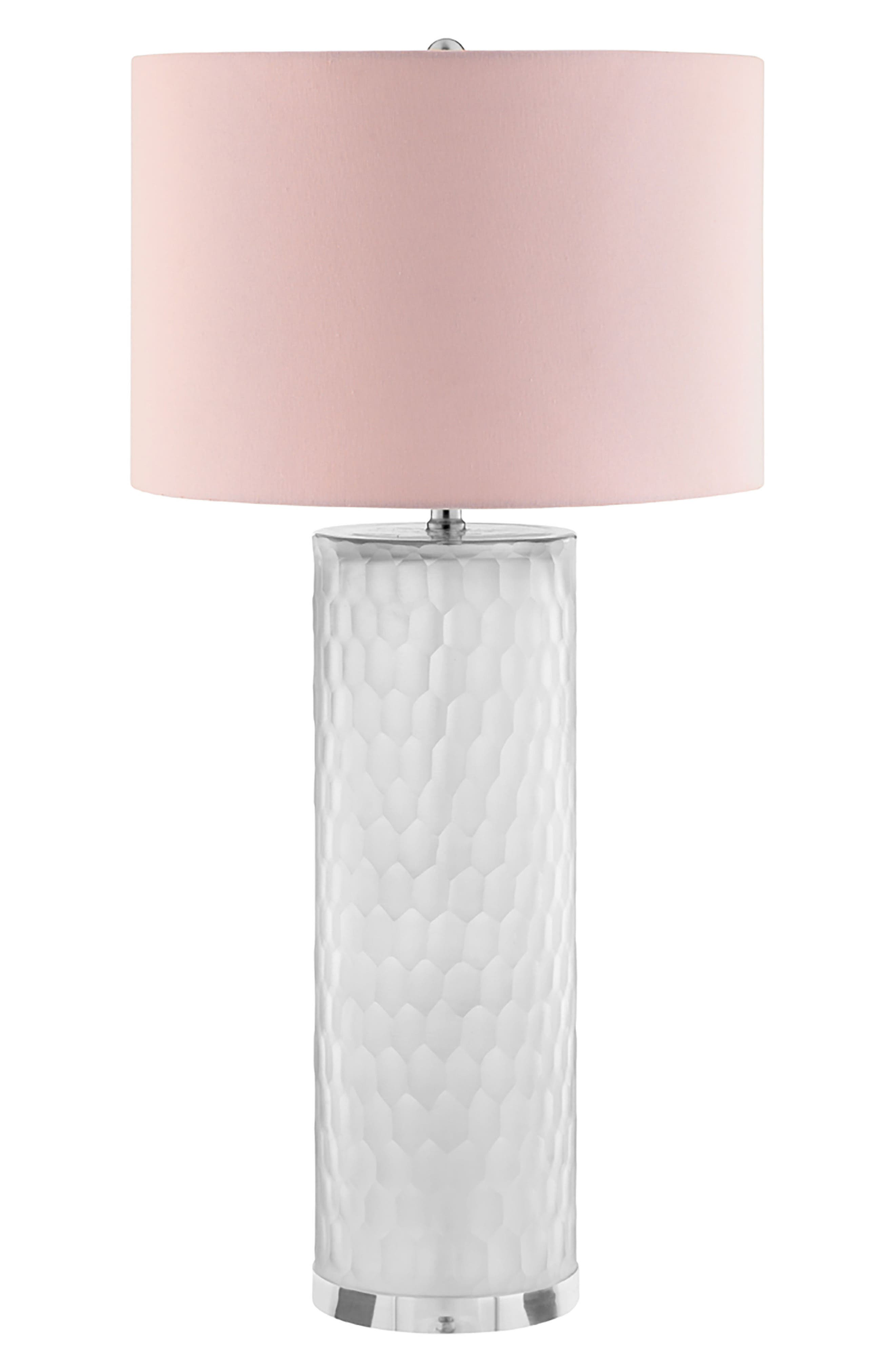 JAlexander Ava Table Lamp,                         Main,                         color, Pink