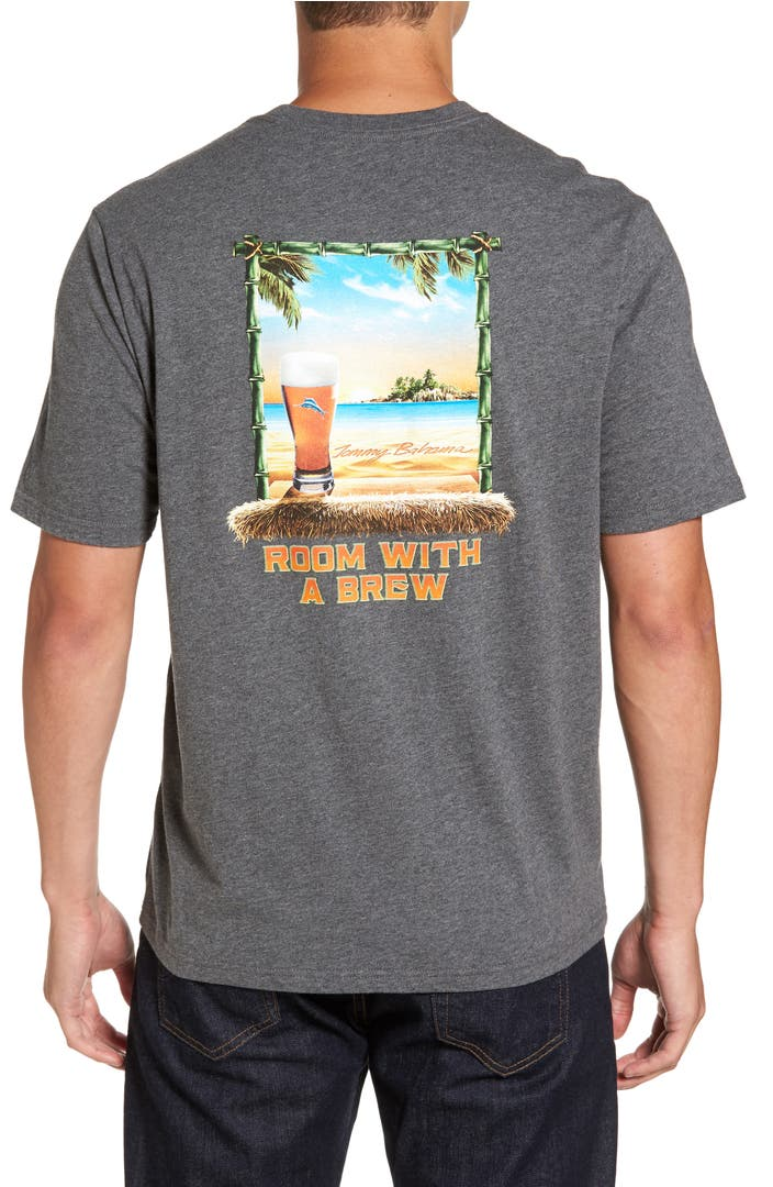 Tommy Bahama Room With A Brew Standard Fit T Shirt Nordstrom