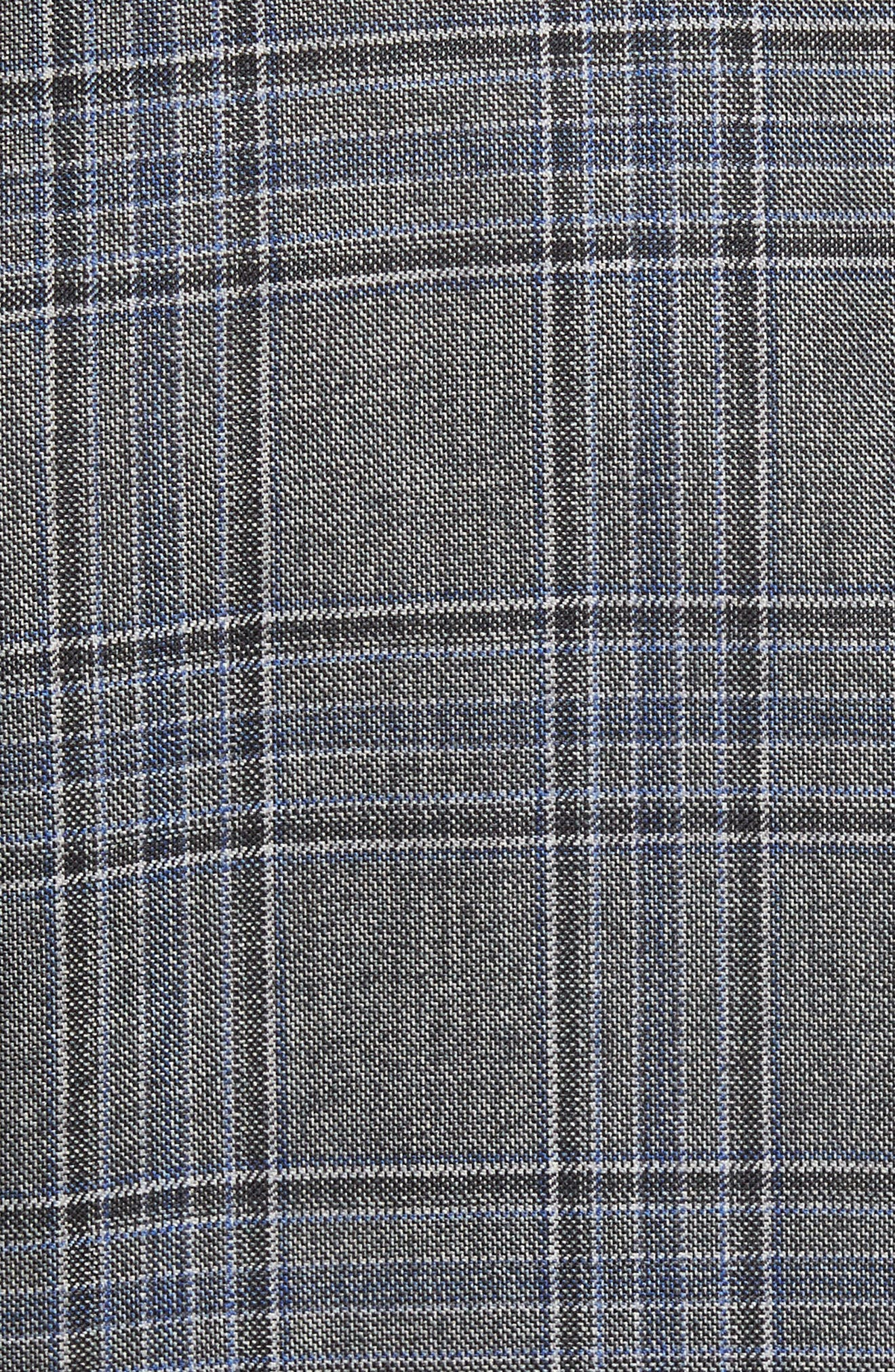 Alternate Image 5  - Todd Snyder White Label Trim Fit Plaid Wool Sport Coat