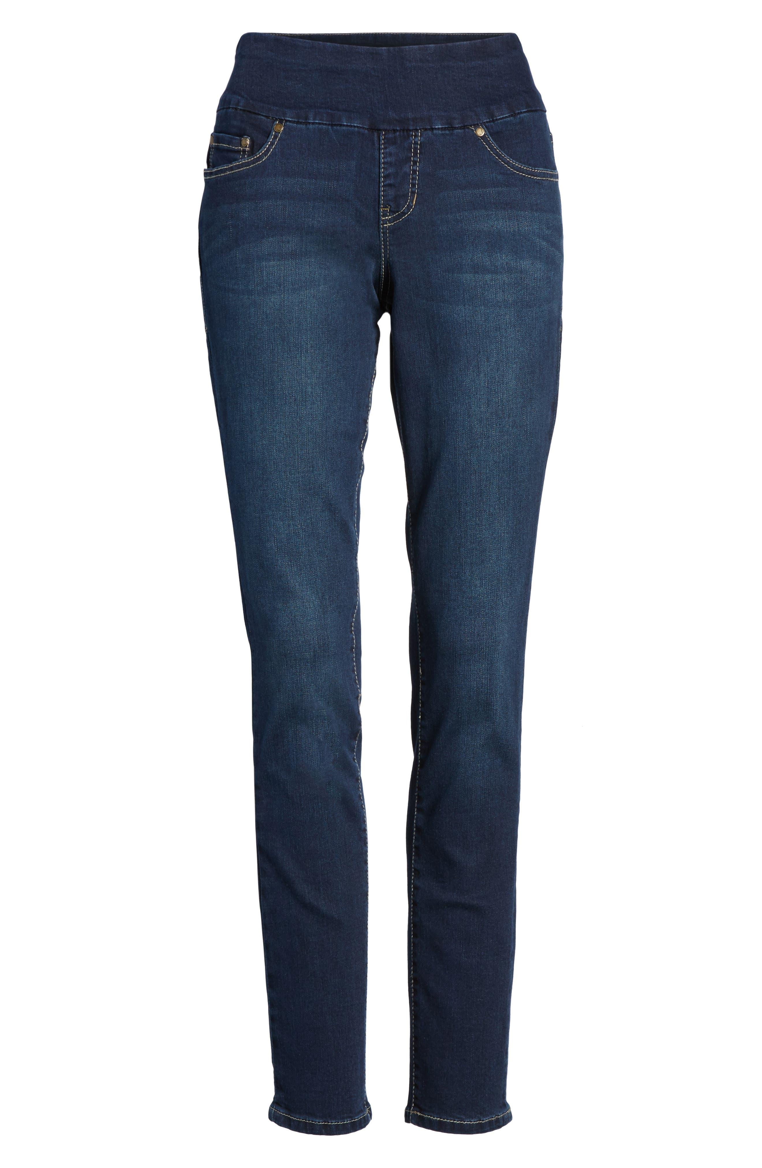 Alternate Image 6  - Jag Jeans Nora Stretch Skinny Jeans