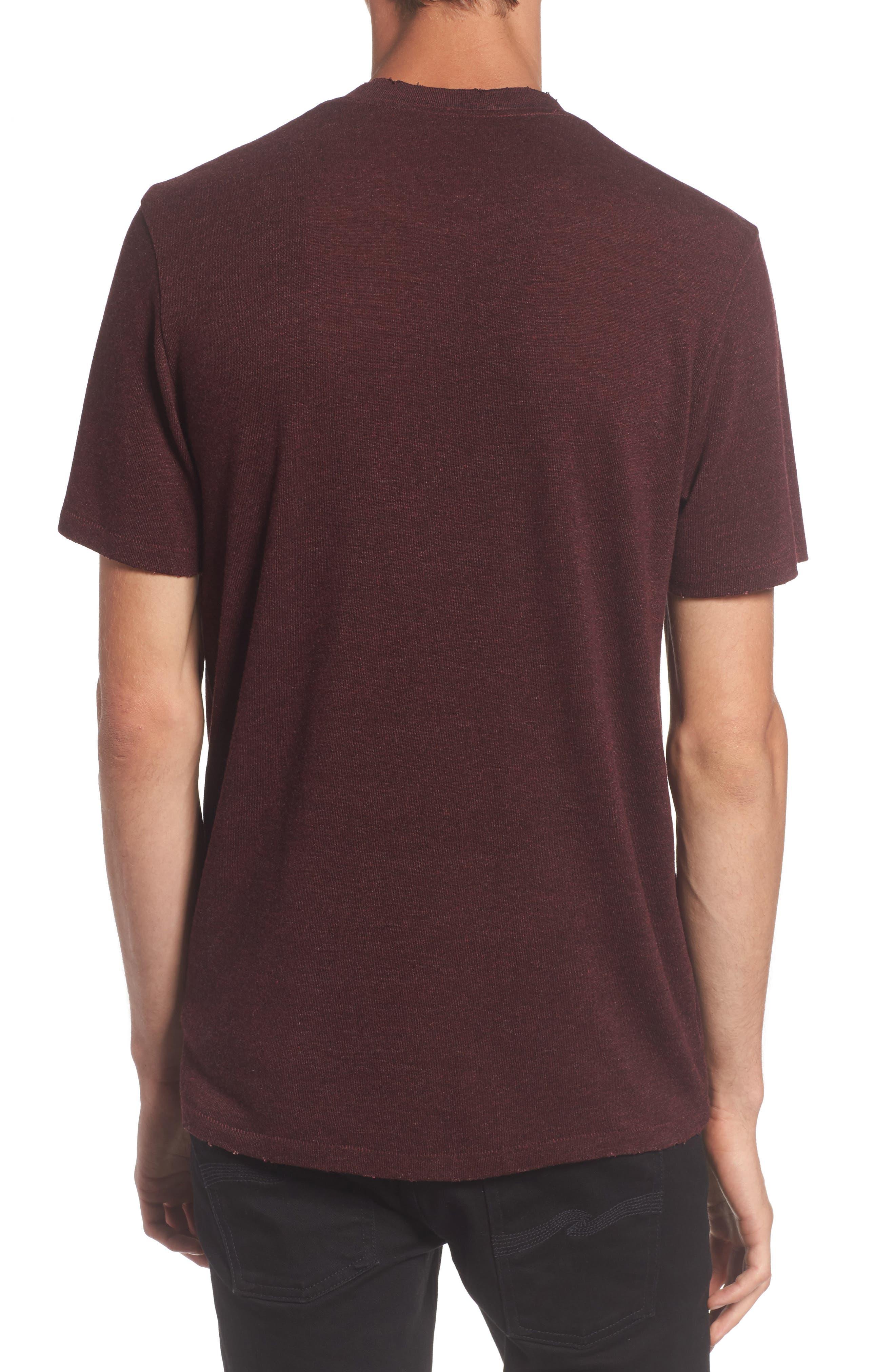 Alternate Image 2  - Treasure & Bond Core Crewneck T-Shirt