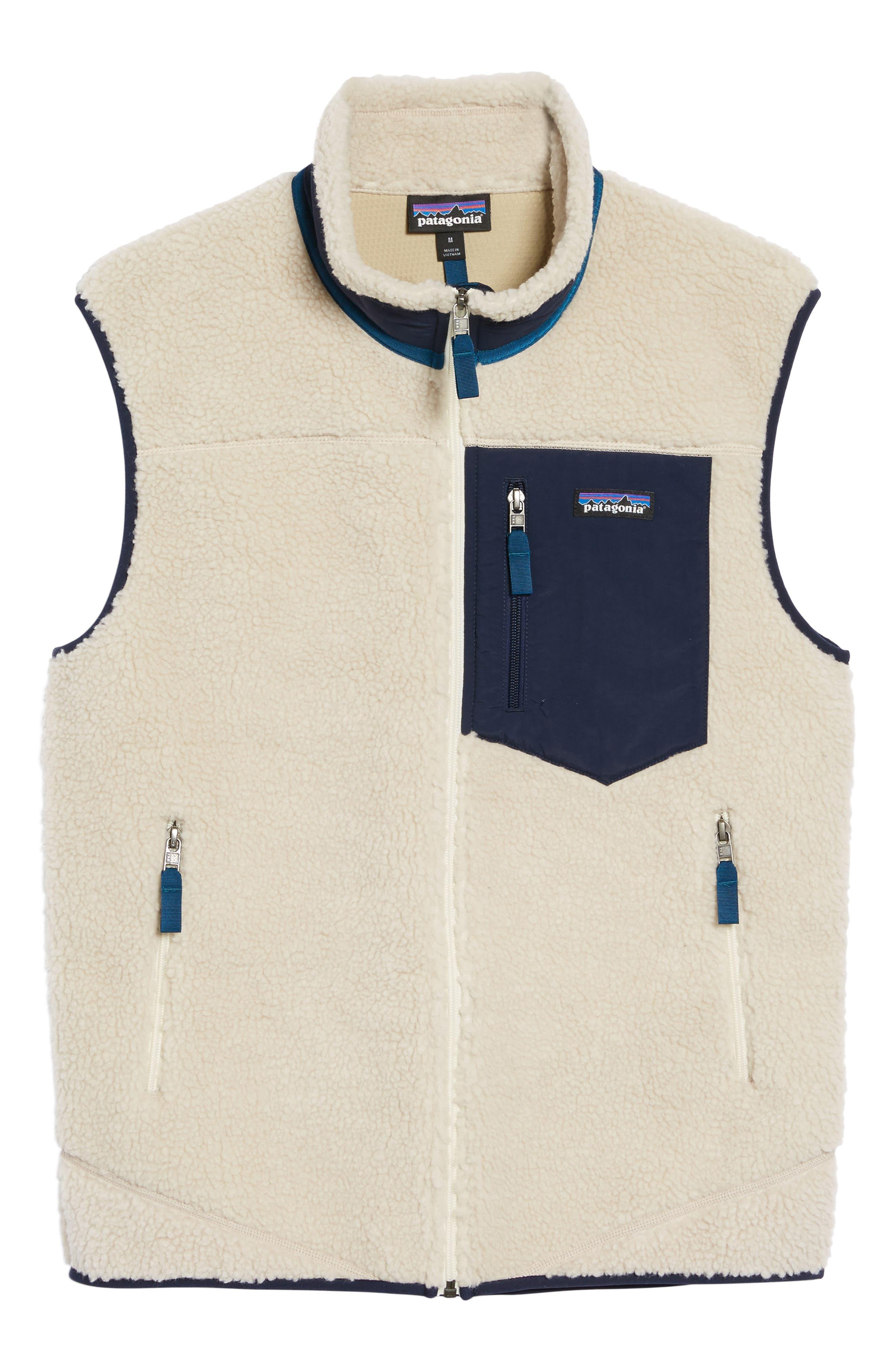 Alternate Image 5  - Patagonia Classic Retro-X® Waterproof Vest