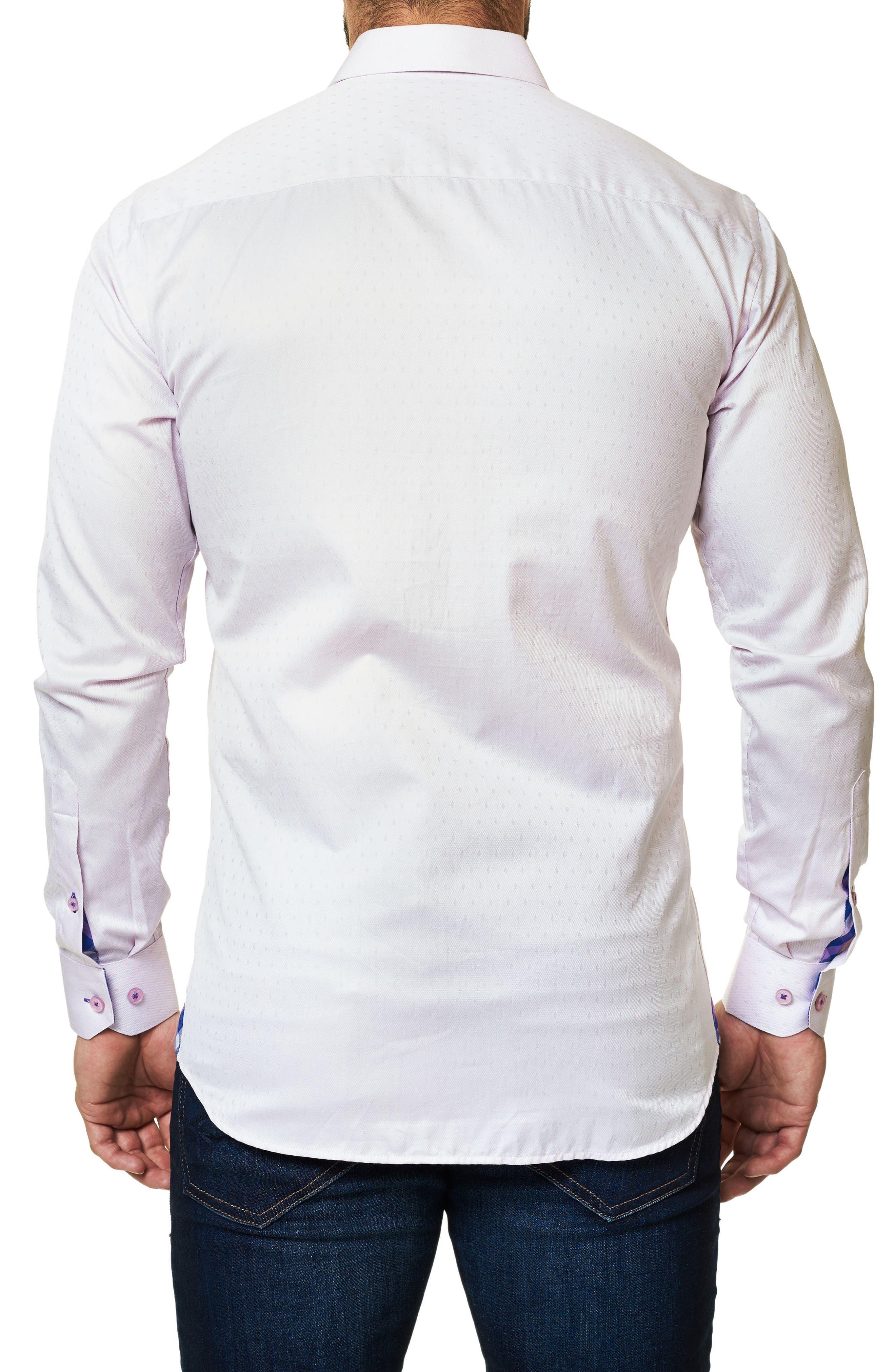 Alternate Image 2  - Maceoo Trim Fit Sport Shirt