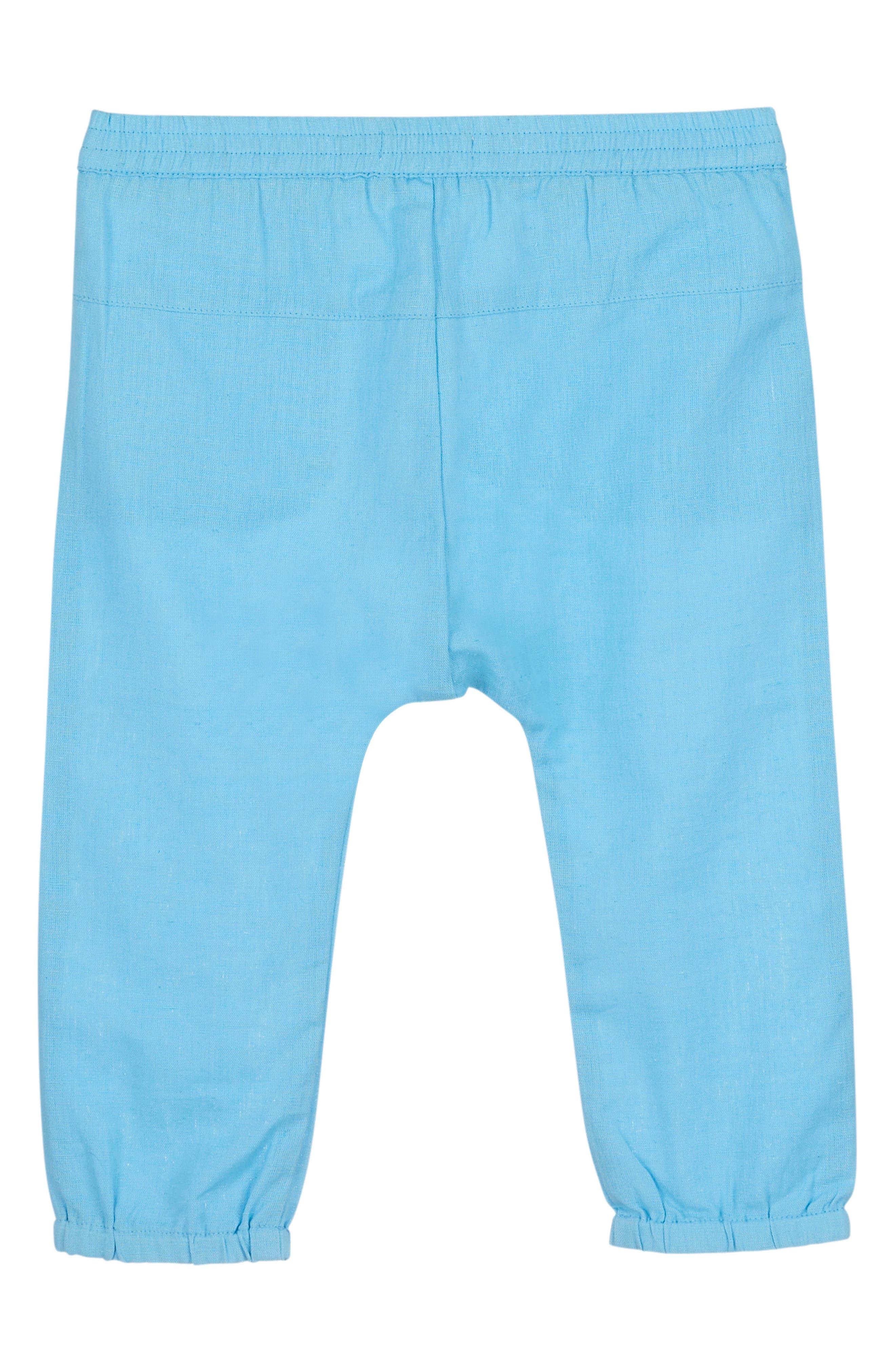 Alternate Image 2  - Margherita Harem Pants (Toddler Girls & Little Girls)