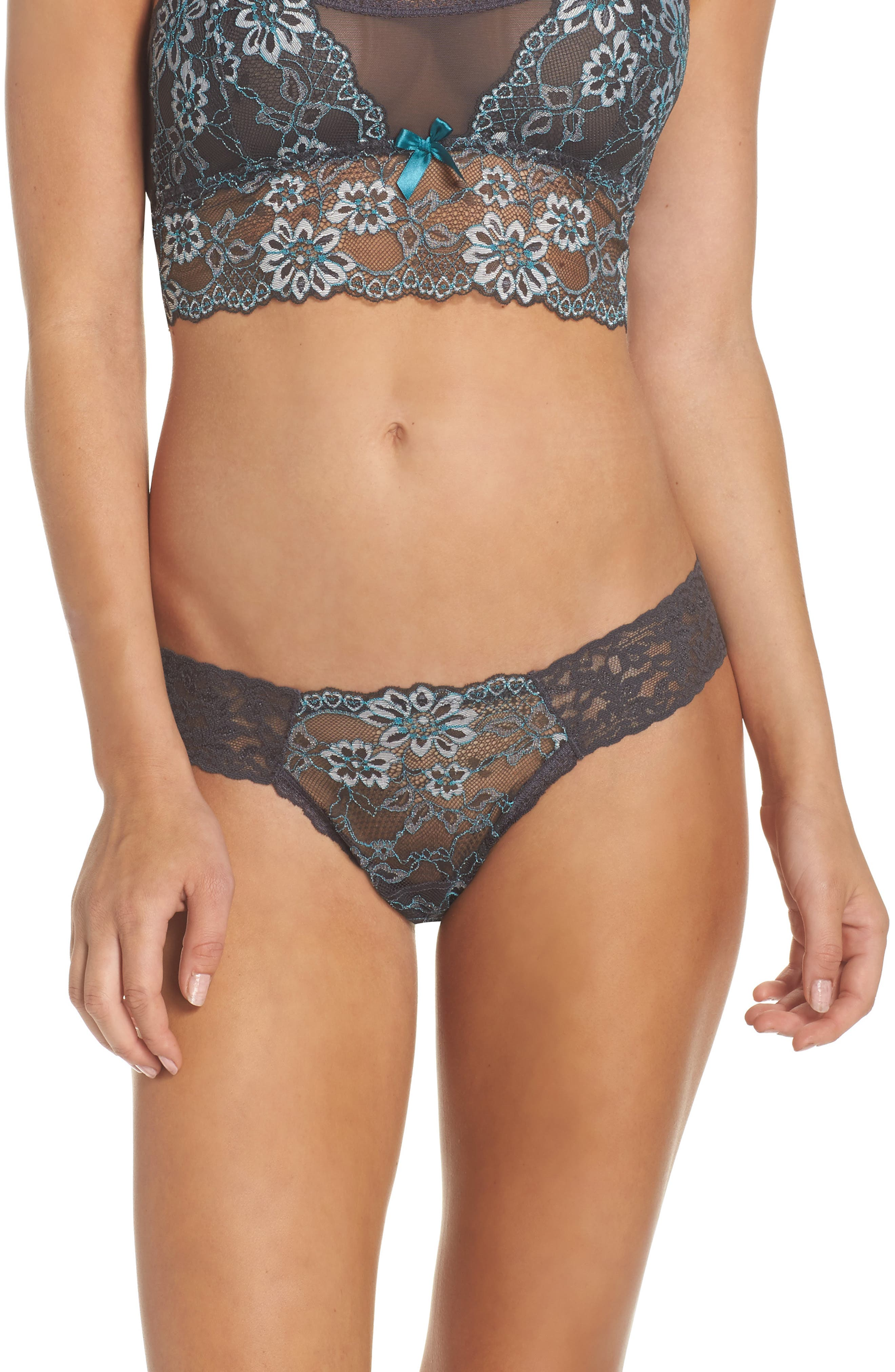 HANKY PANKY La Fee Low Rise Thong