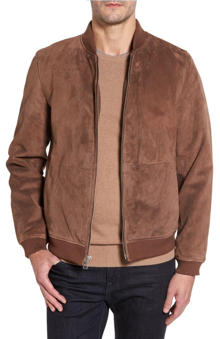 Leather jacket shops