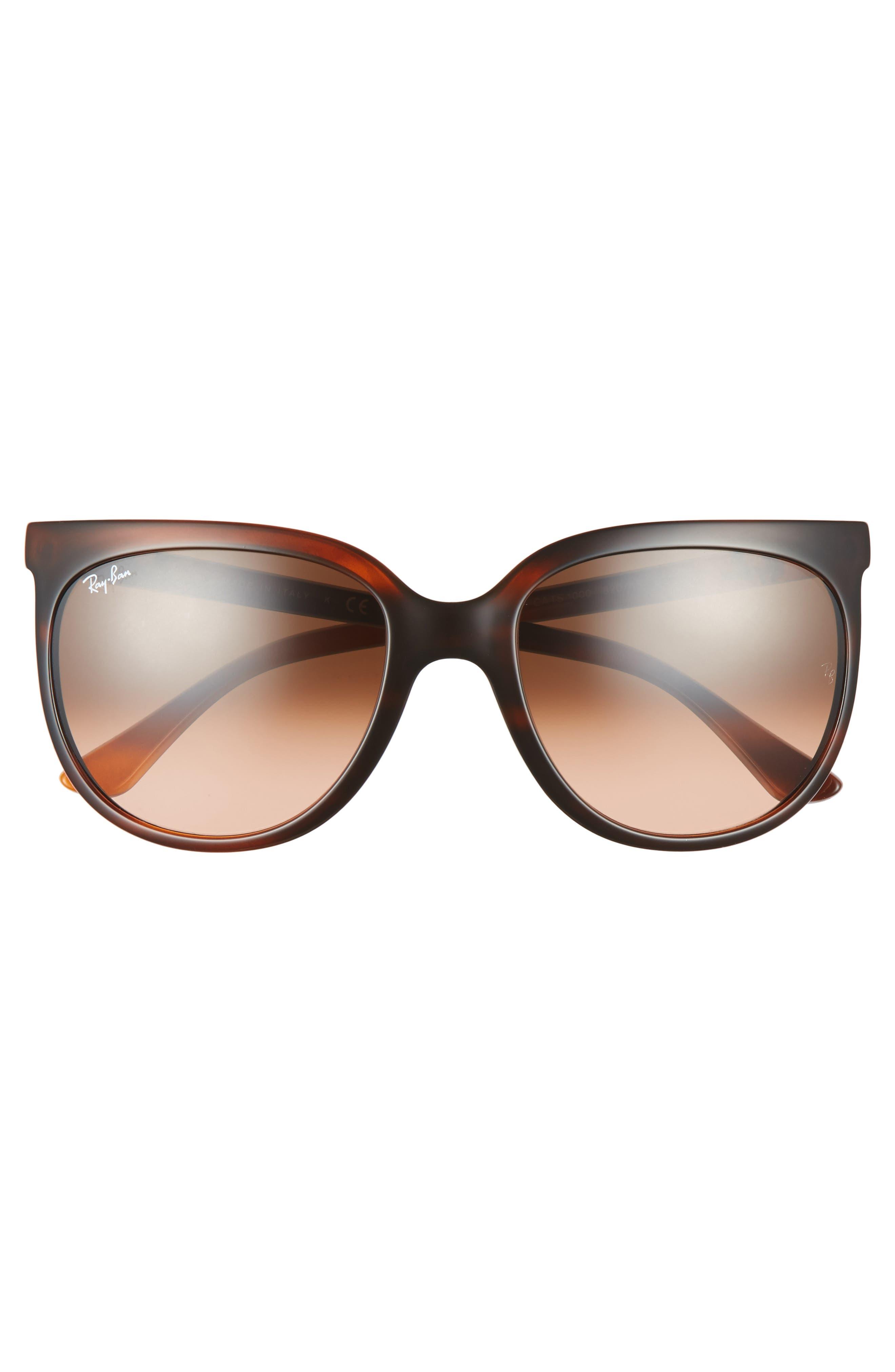 Alternate Image 3  - Ray-Ban Retro Cat Eye Sunglasses