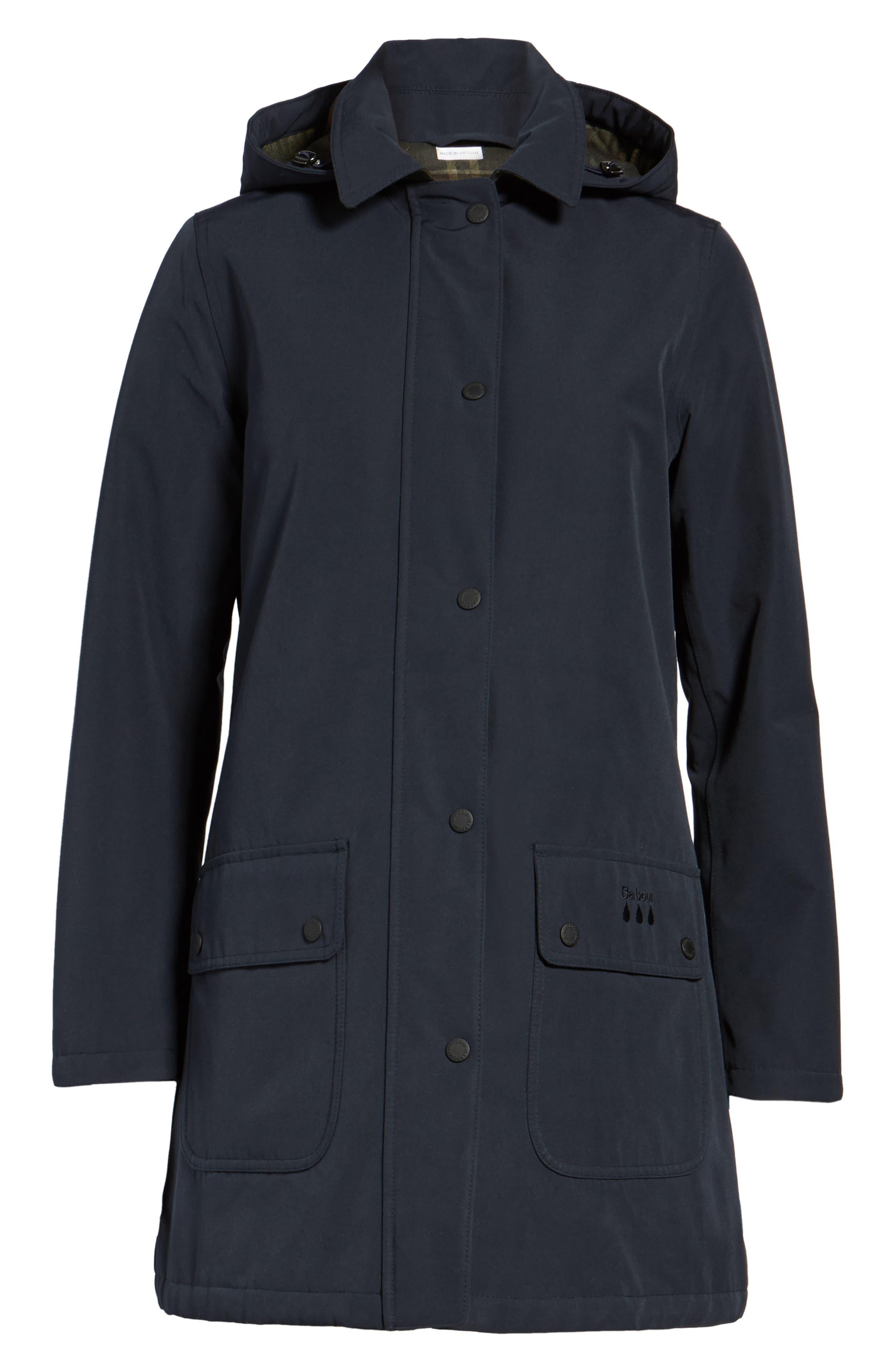 Alternate Image 6  - Barbour Cirro Waterproof Hooded Jacket